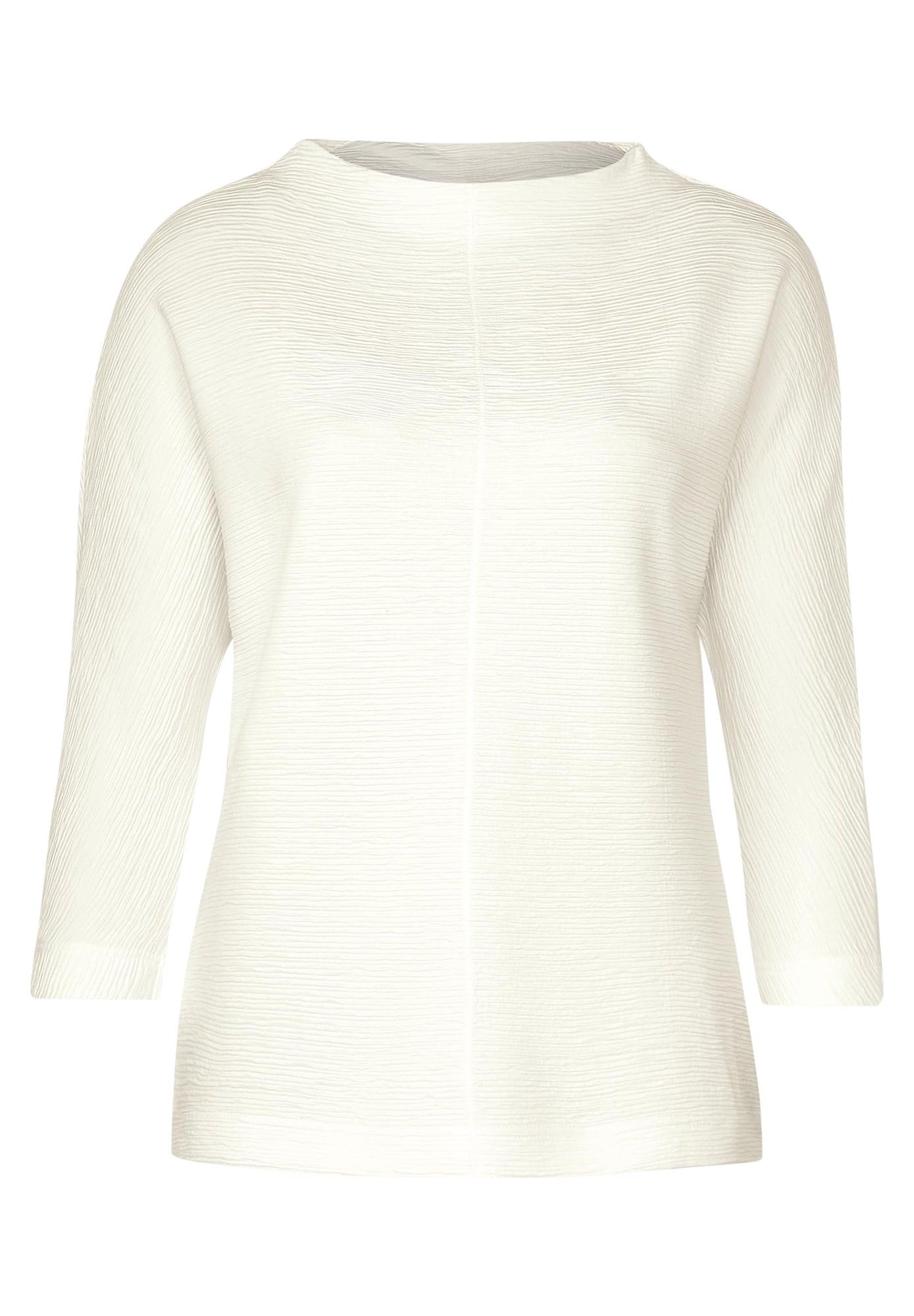 STREET ONE Marškinėliai balta