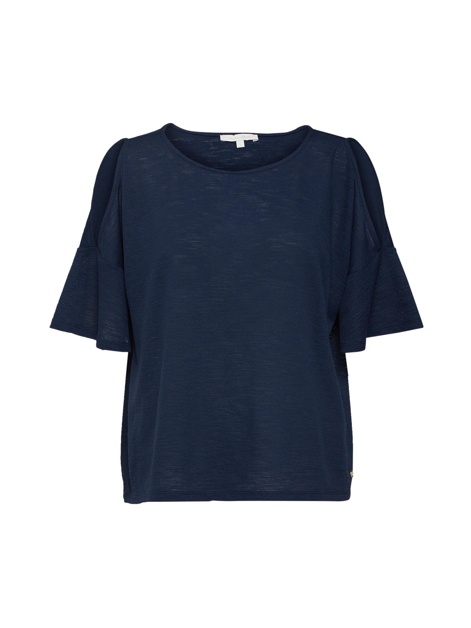 Tričko námořnická modř TOM TAILOR DENIM