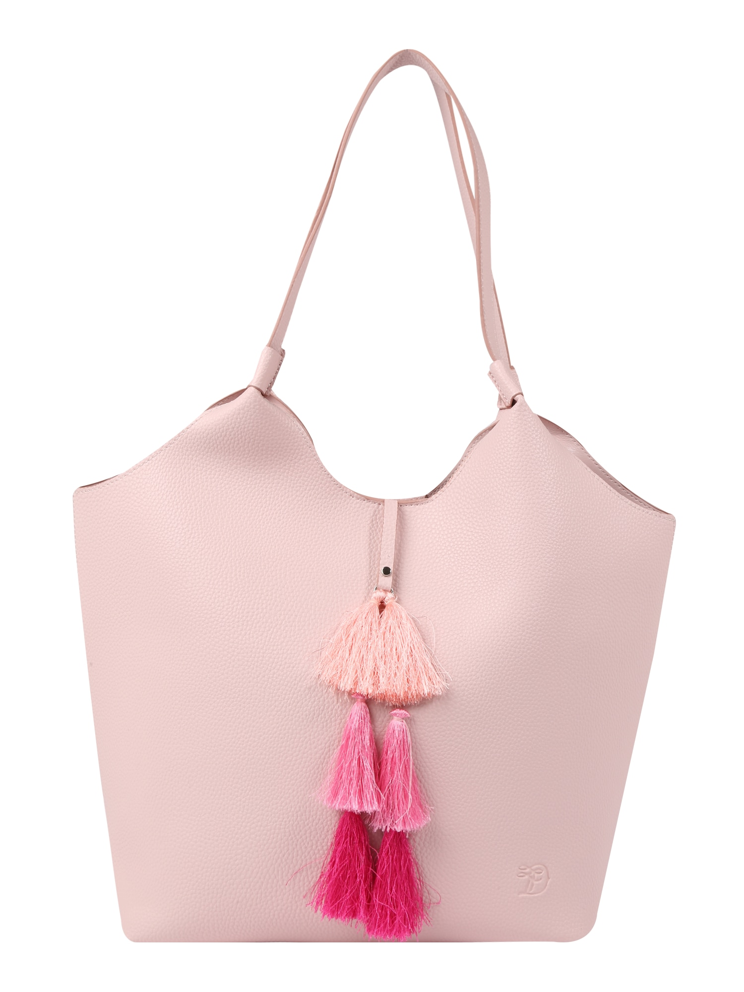 Nákupní taška AYLA růžová TOM TAILOR DENIM