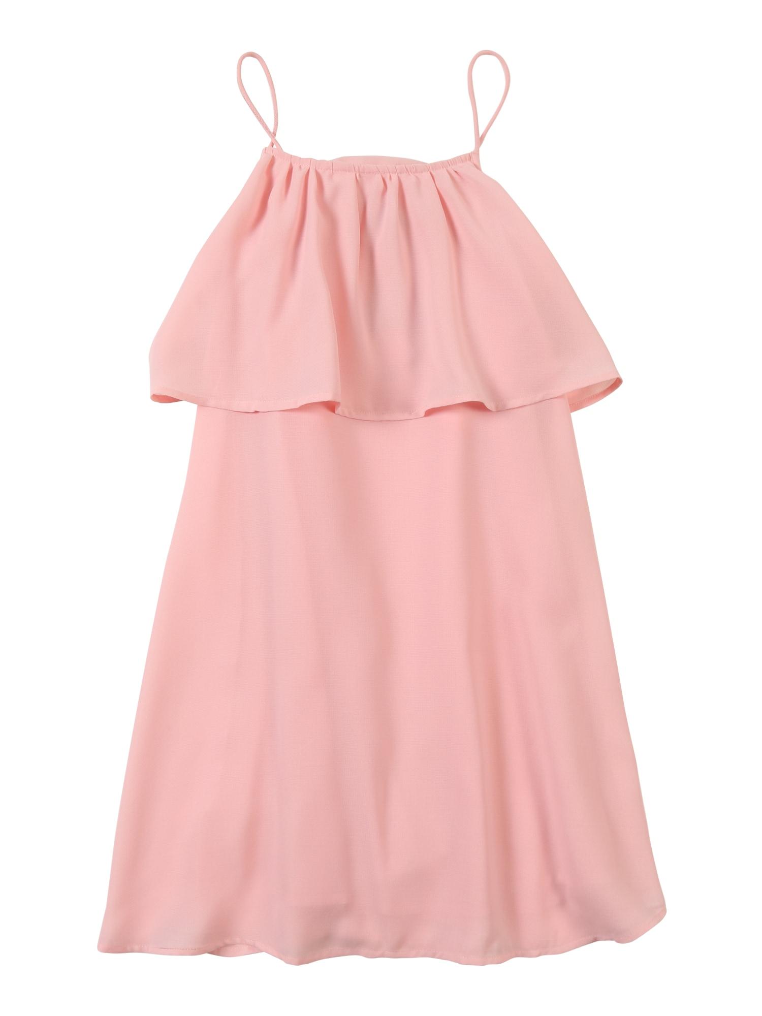 Šaty TG-19-KL203 růžová REVIEW FOR TEENS