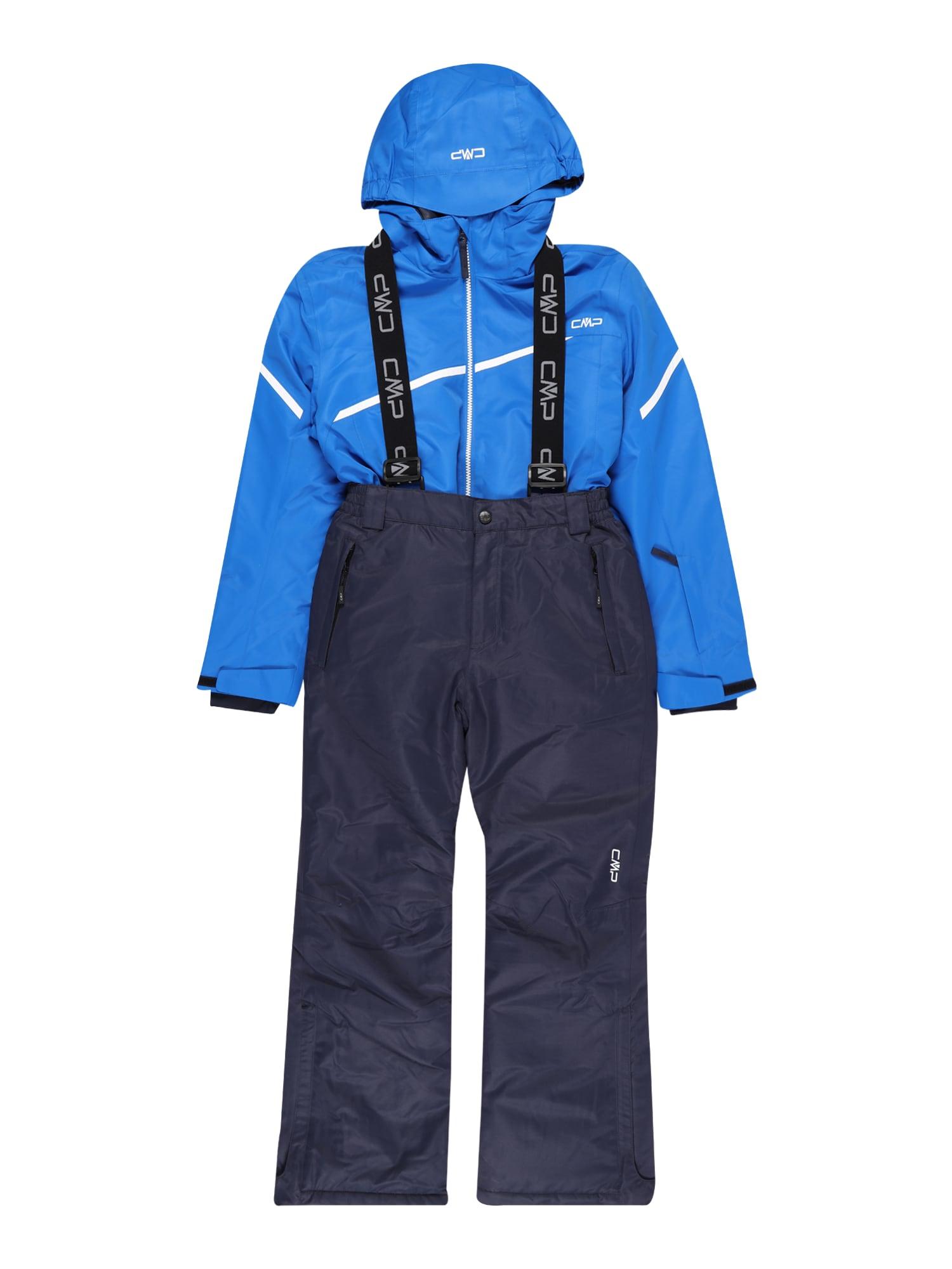 "CMP Sportinis kostiumas sodri mėlyna (""karališka"") / nakties mėlyna / balta"