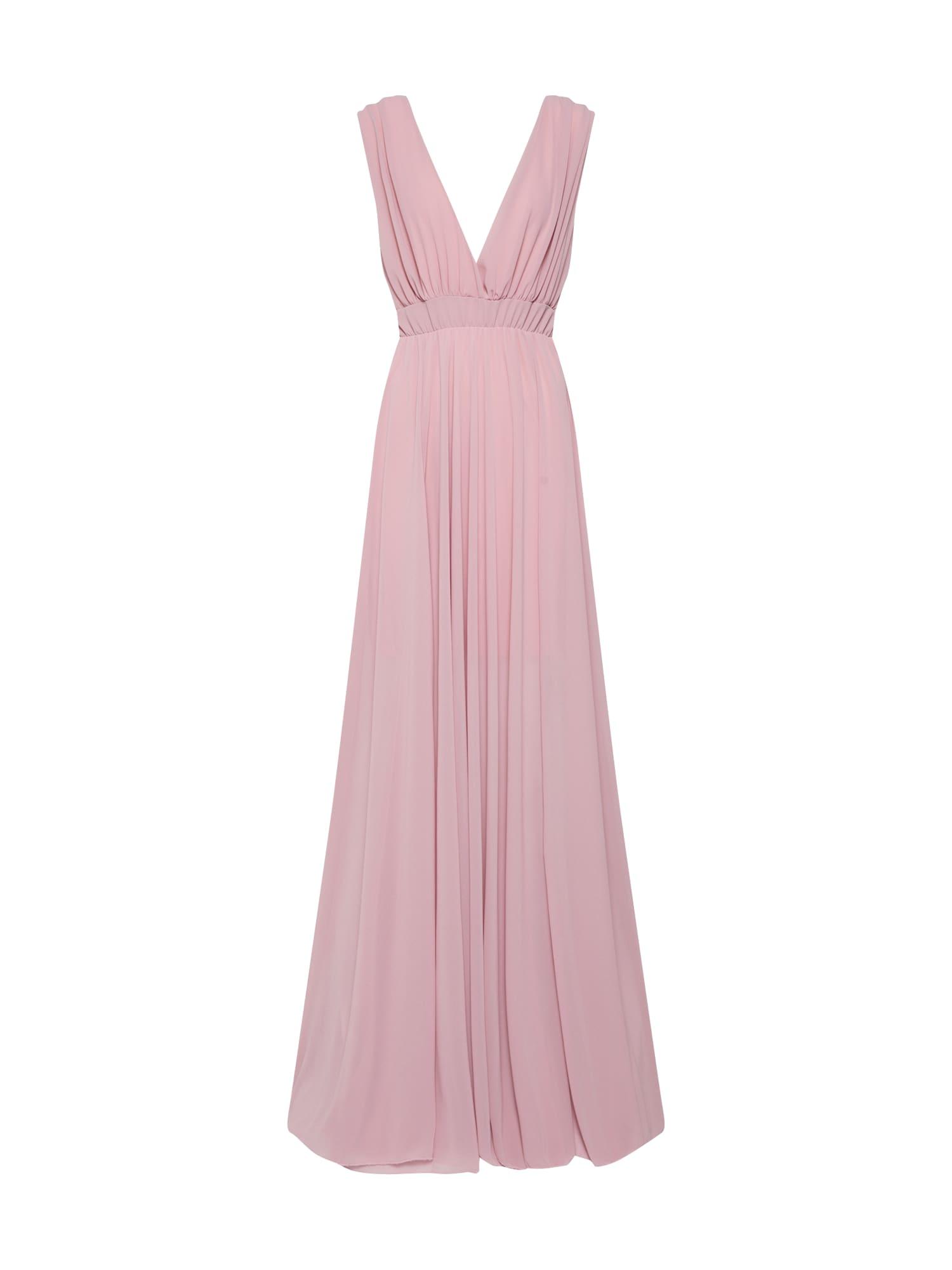 Společenské šaty pink Carolina Cavour