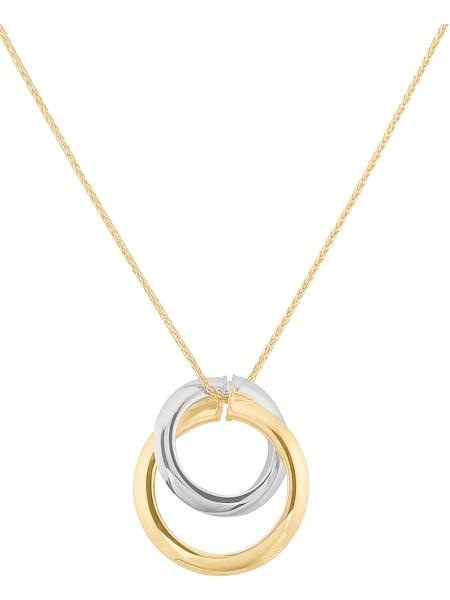 Ketten für Frauen - CHRIST Kette '86468921' gold silber  - Onlineshop ABOUT YOU