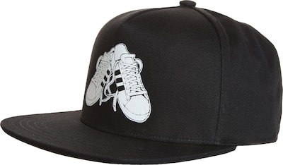 ADIDAS ORIGINALS Cap mit Sneaker-Applikation