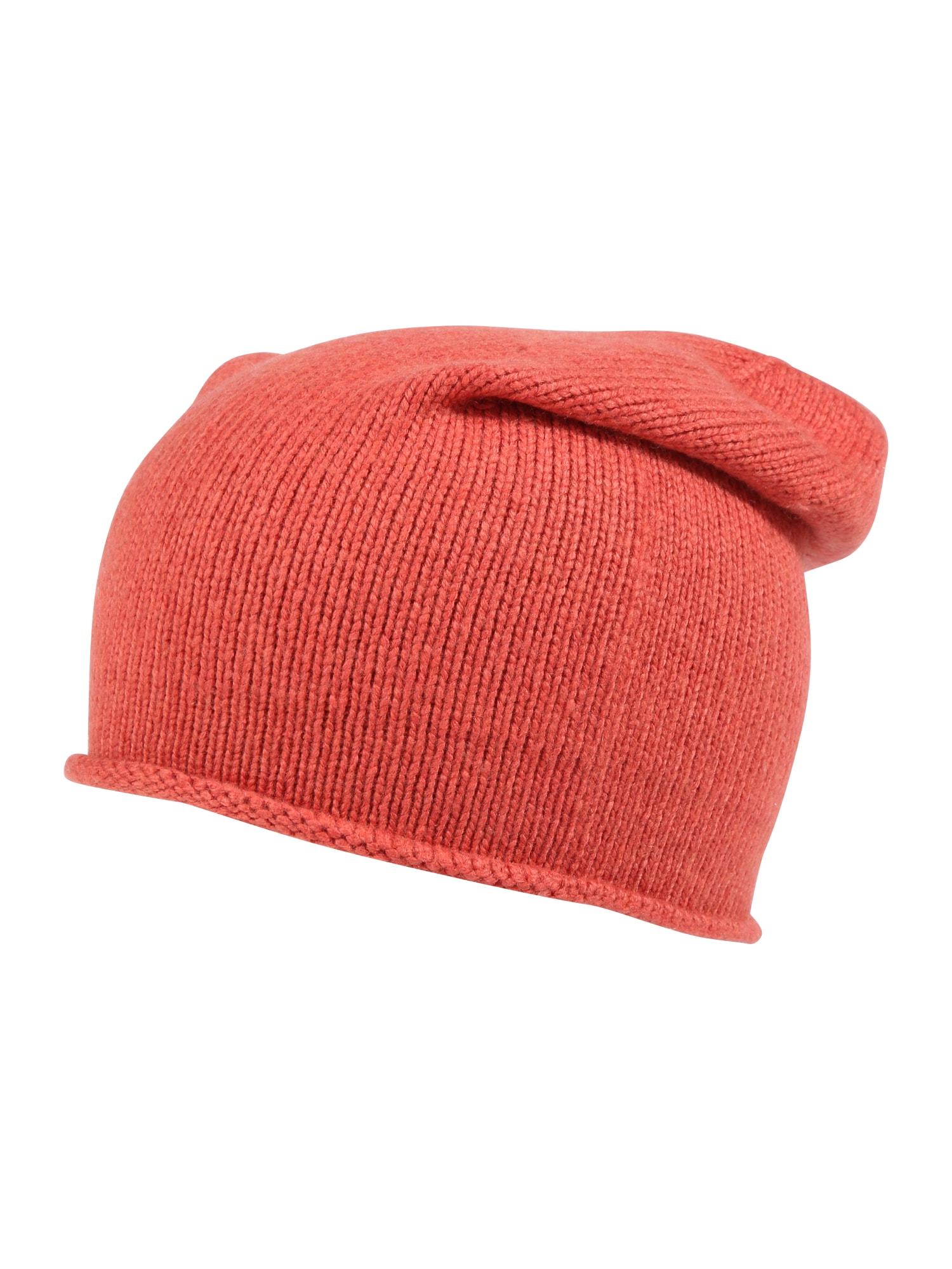 Čepice Pcrose světle červená PIECES