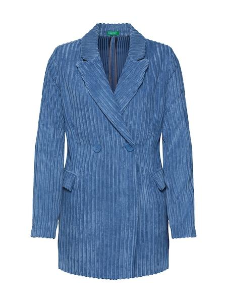 Jacken - Mantel › United Colors of Benetton › blau  - Onlineshop ABOUT YOU