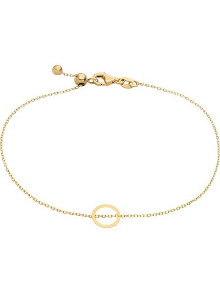 Armbaender für Frauen - CHRIST Gold Armband 87485072 gold  - Onlineshop ABOUT YOU
