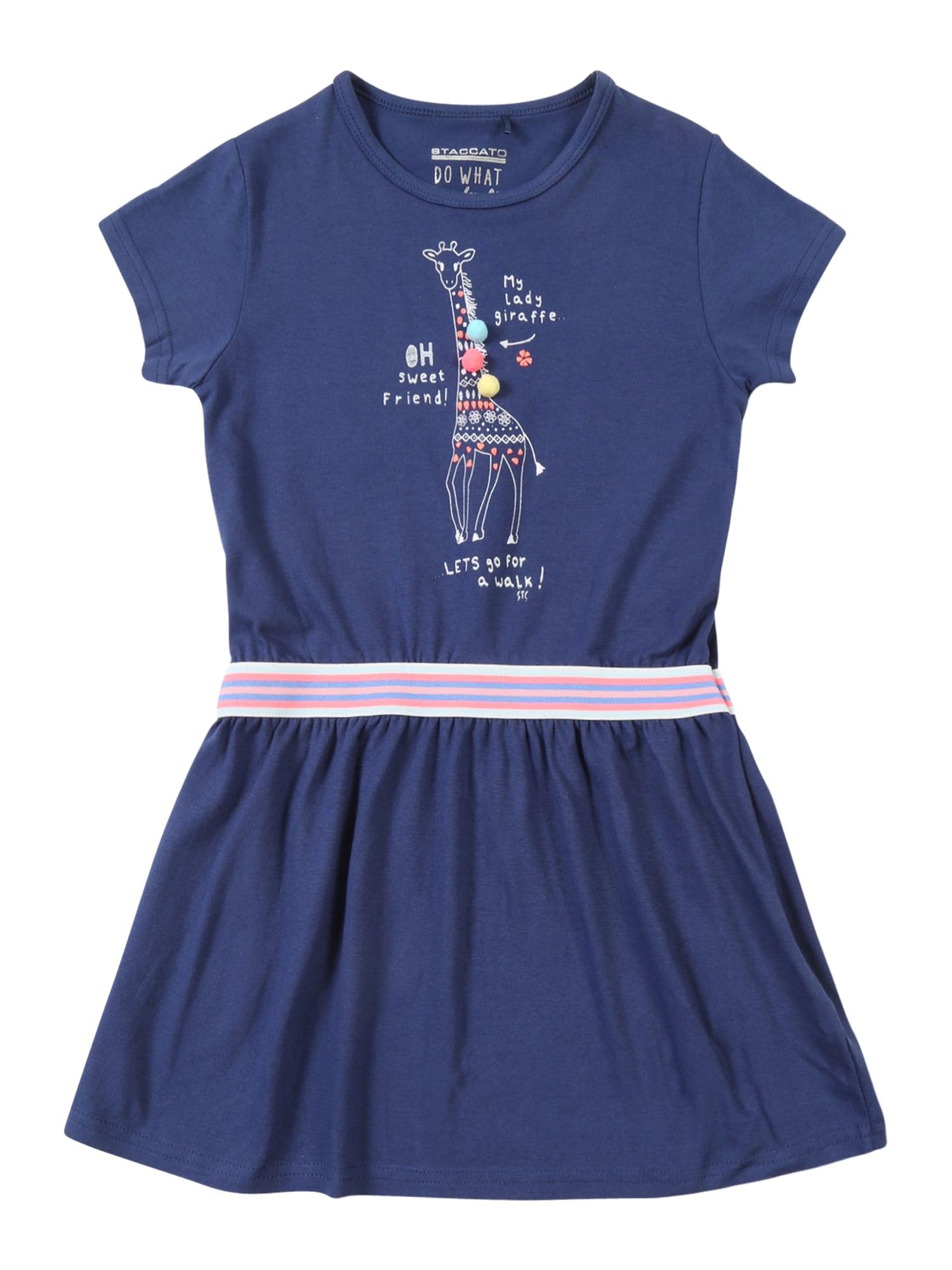 Šaty modrá STACCATO