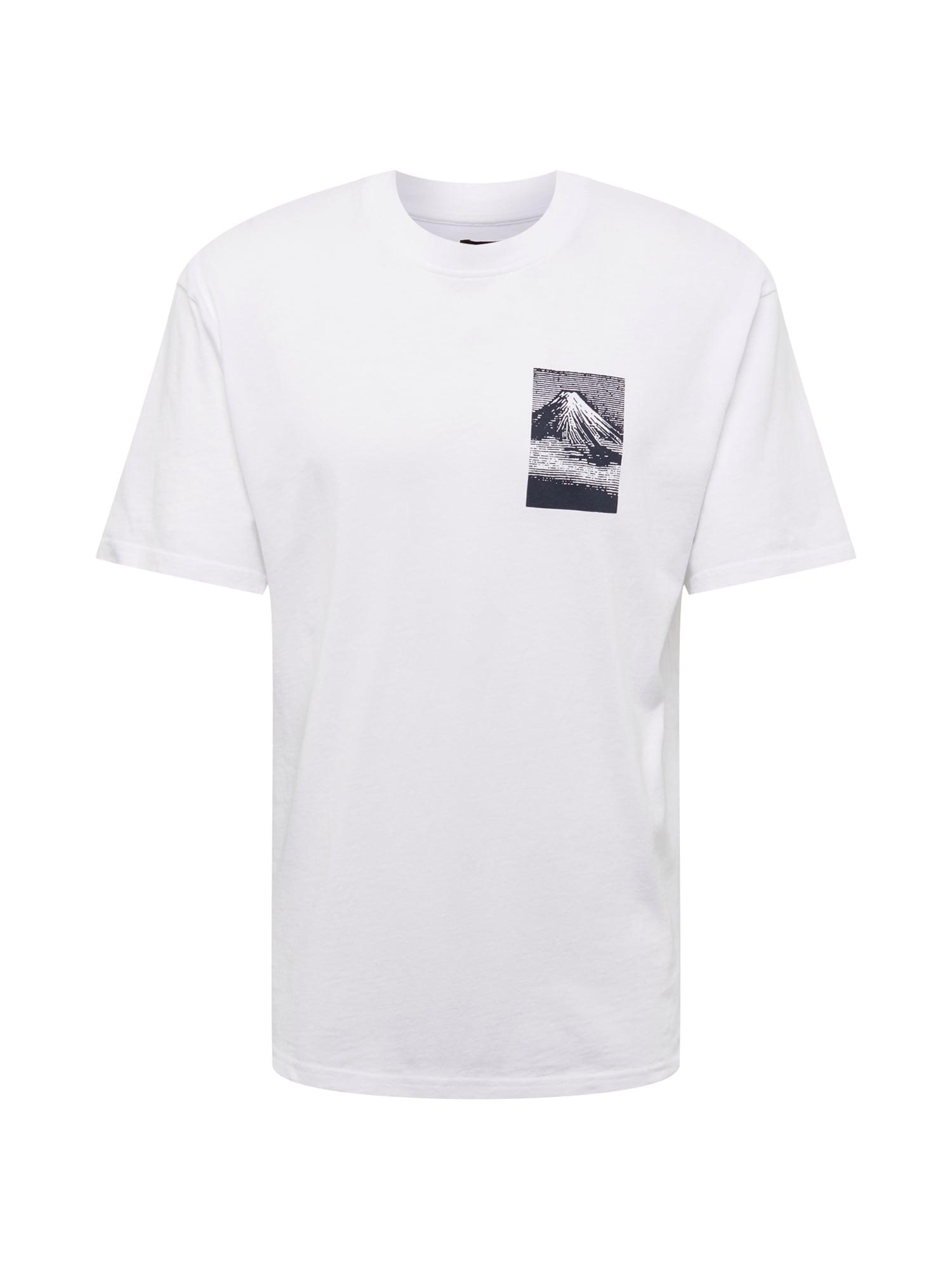 Tričko From MT Fuji TS bílá EDWIN