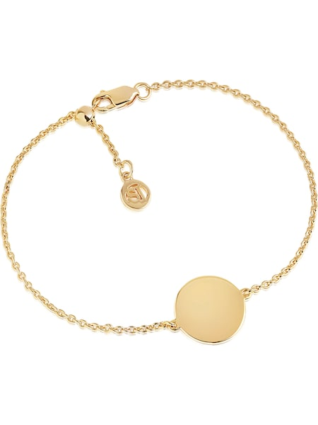 Armbaender für Frauen - Sif Jakobs Armband 'Follina Pianura SJ B1070 (YG)' gold  - Onlineshop ABOUT YOU