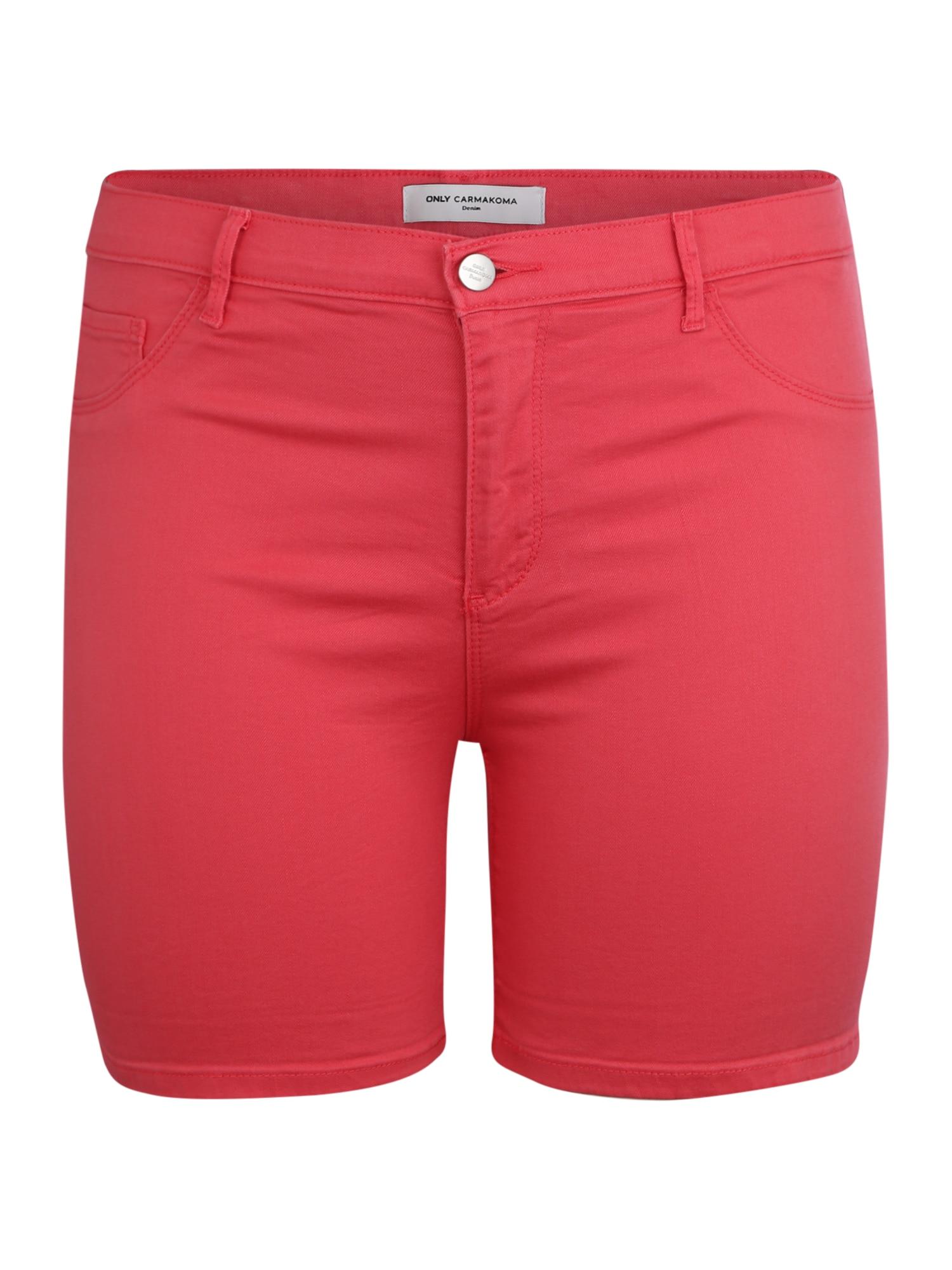 Kalhoty melounová ONLY Carmakoma