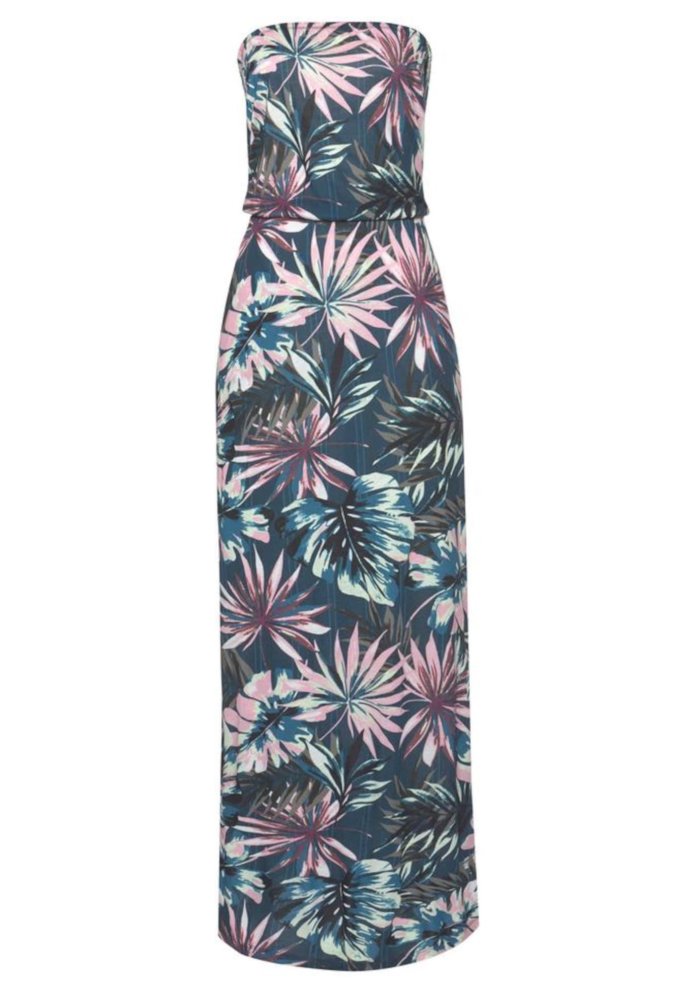 BUFFALO Suknelė tamsiai mėlyna jūros spalva