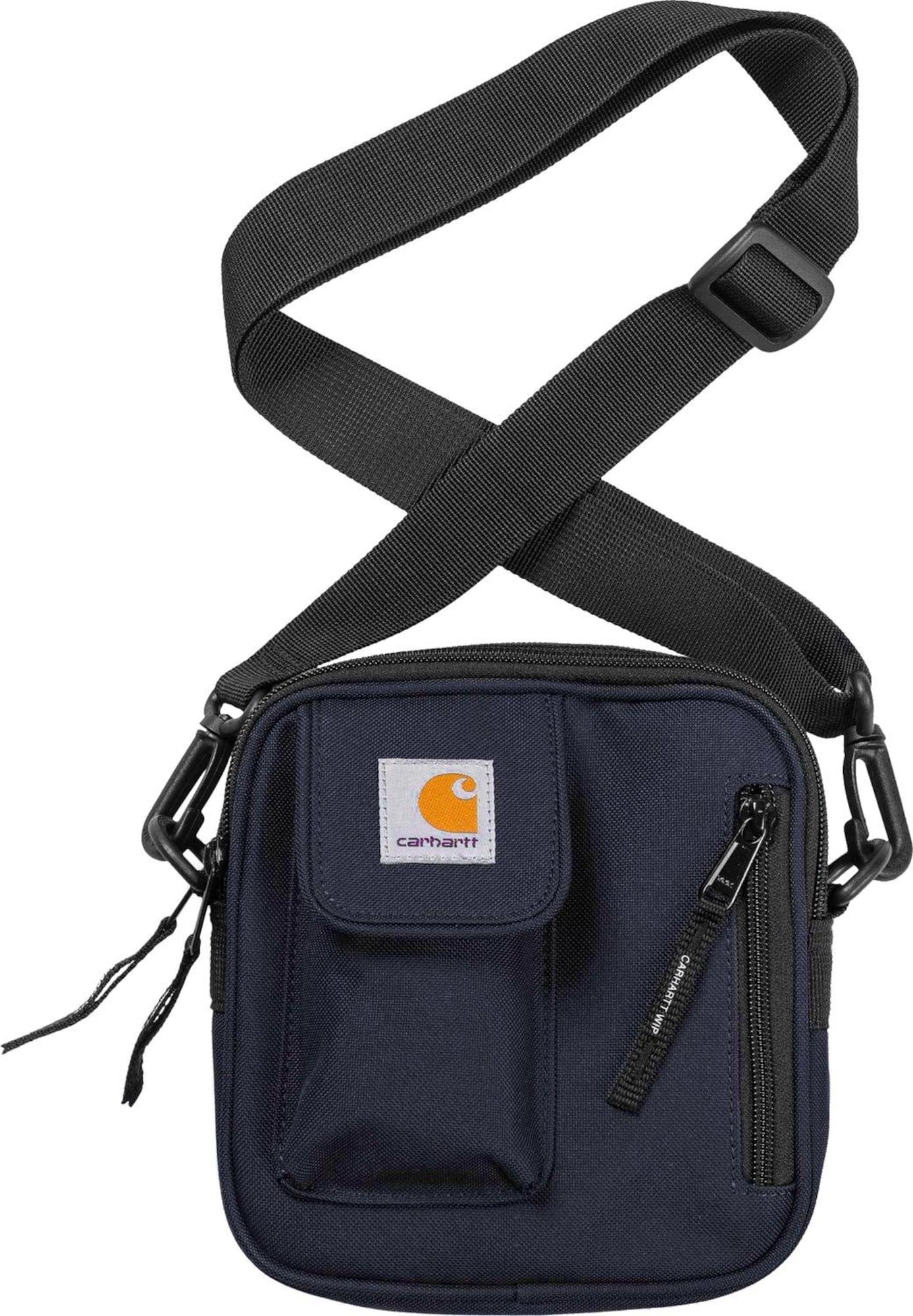 Carhartt WIP Taška přes rameno 'Essentials'  tmavě modrá