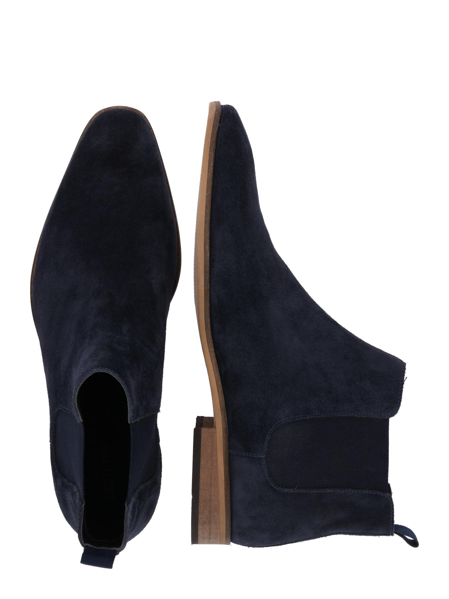 ABOUT YOU Chelsea boots 'Jannik'  blå