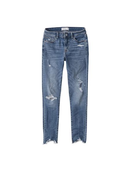 Hosen - Jeans › Abercrombie Fitch › blue denim  - Onlineshop ABOUT YOU