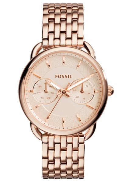Uhren für Frauen - FOSSIL Multifunktionsuhr 'TAILOR, ES3713' rosegold  - Onlineshop ABOUT YOU