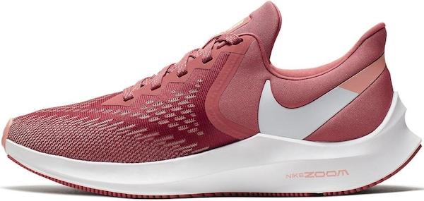 Sportschuhe für Frauen - Laufschuh 'Zoom Winflo 6' › Nike › rot  - Onlineshop ABOUT YOU
