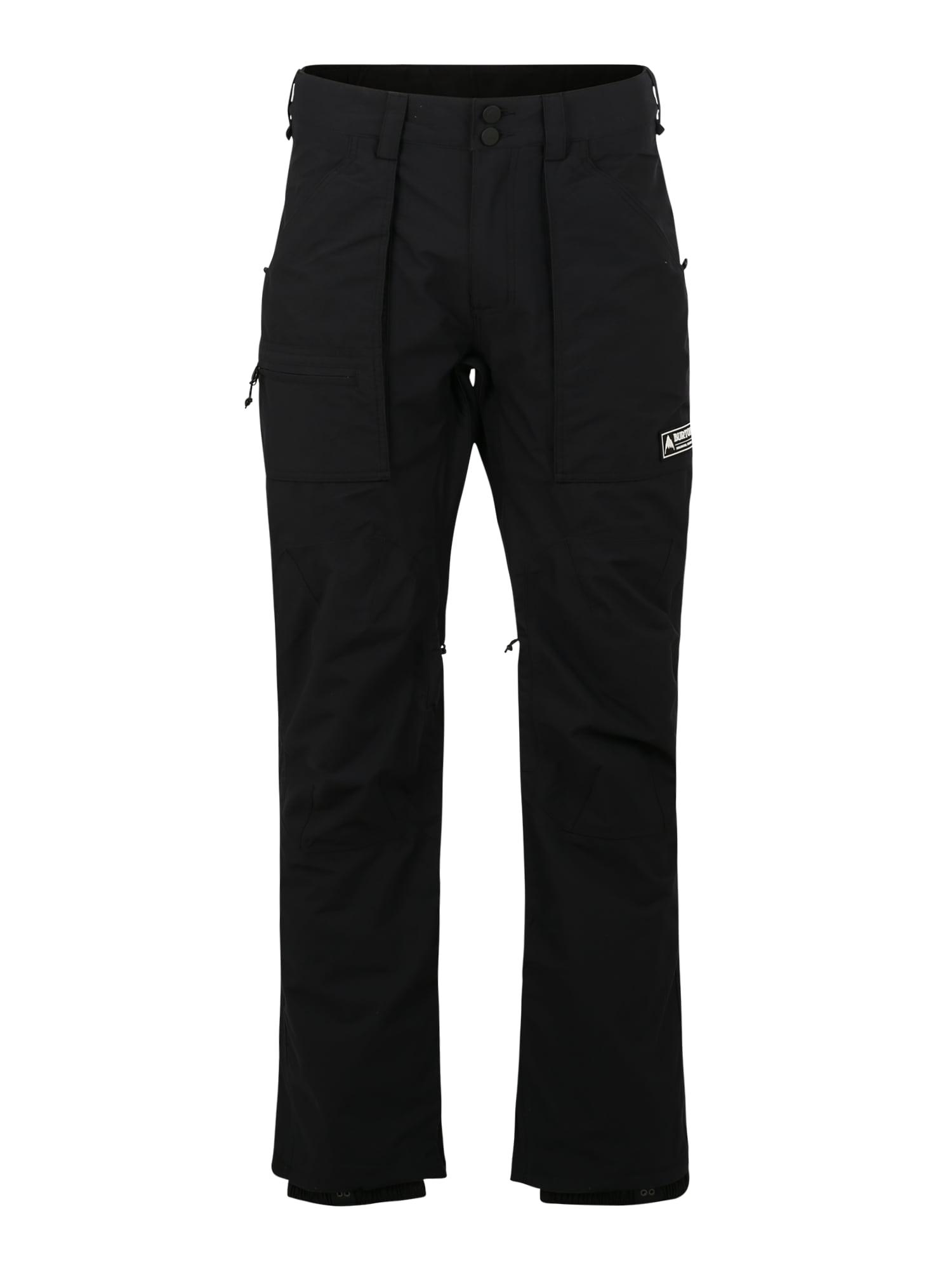 BURTON Laisvalaikio kelnės 'Men's Southside Pant' juoda