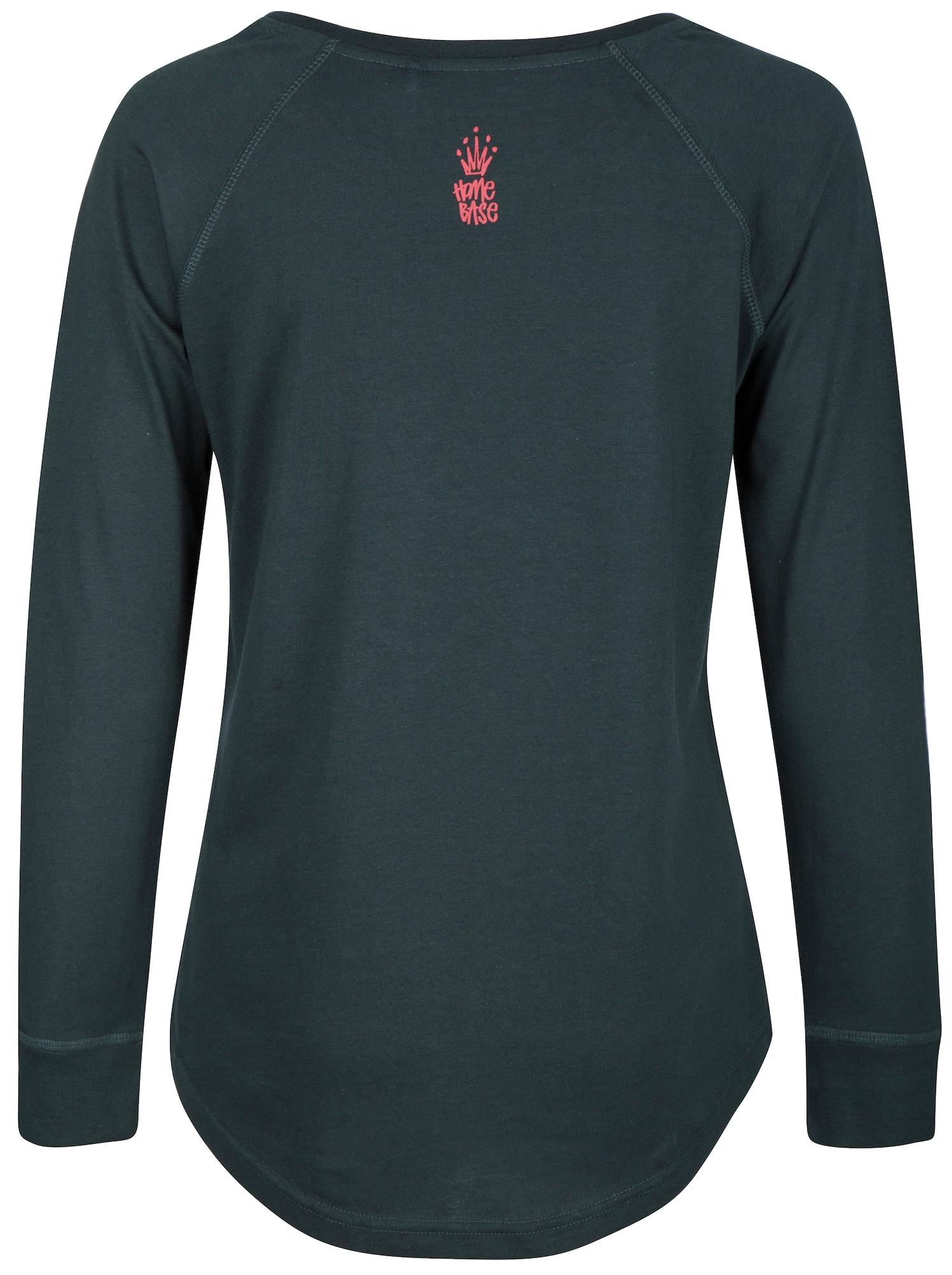 HOMEBASE, Damen Shirt Brandalised by Homebase, groen / spar / donkergroen