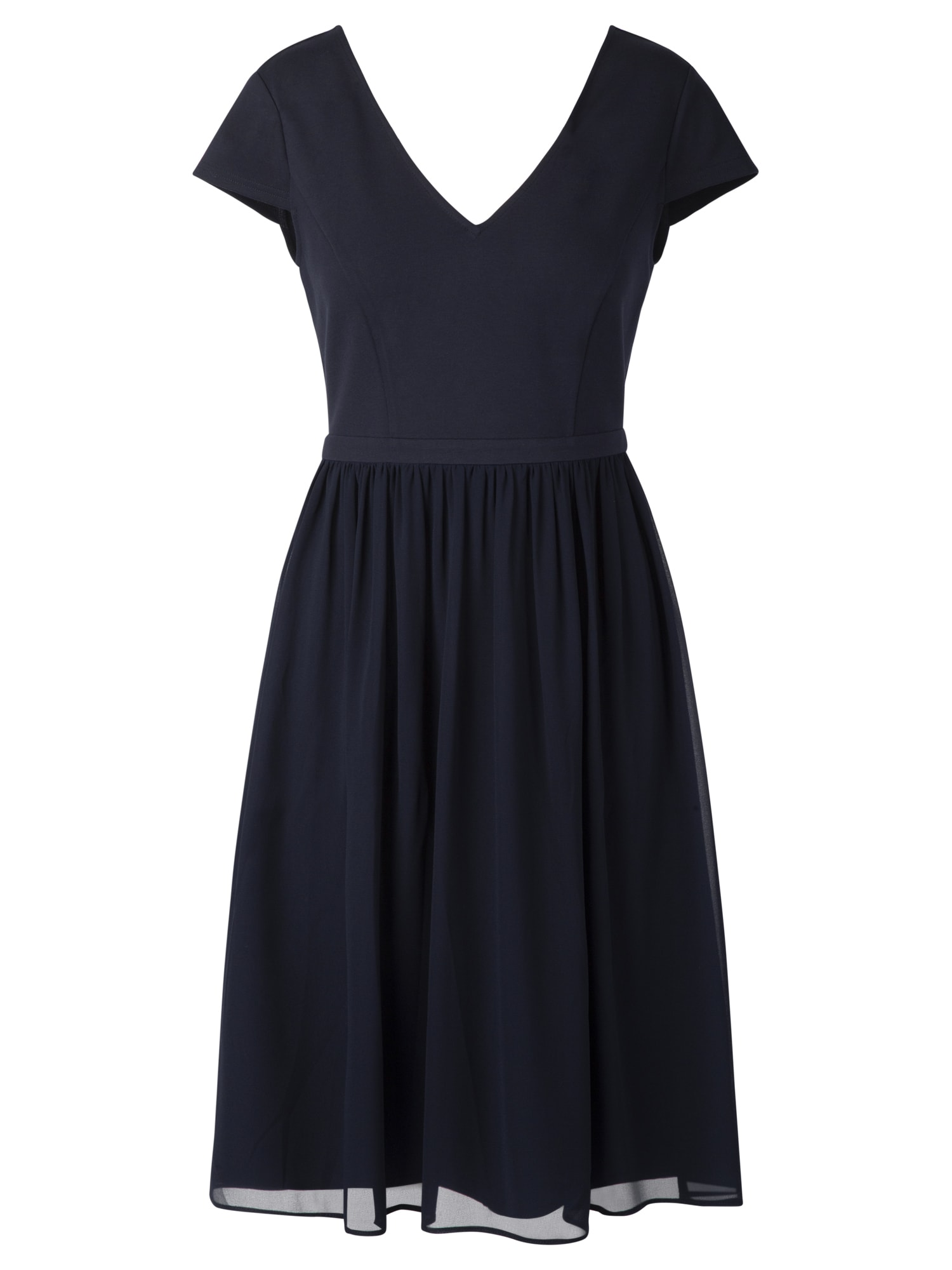 APART Kokteilinė suknelė nakties mėlyna