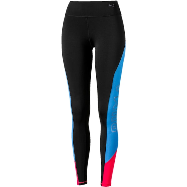 Hosen für Frauen - Tights › Puma › blau rot schwarz  - Onlineshop ABOUT YOU