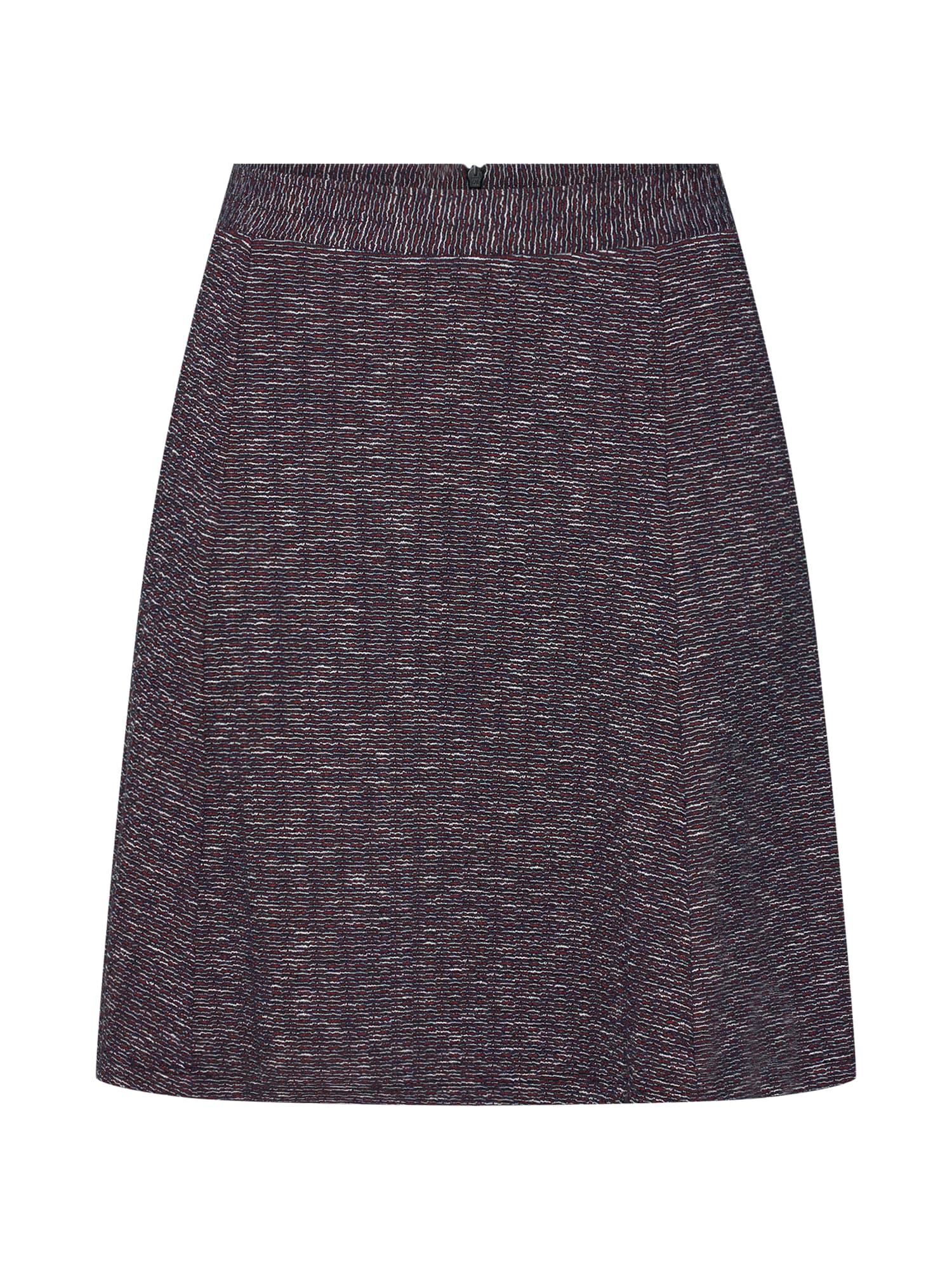 Sukně Skirts knitted mix barev černá ESPRIT