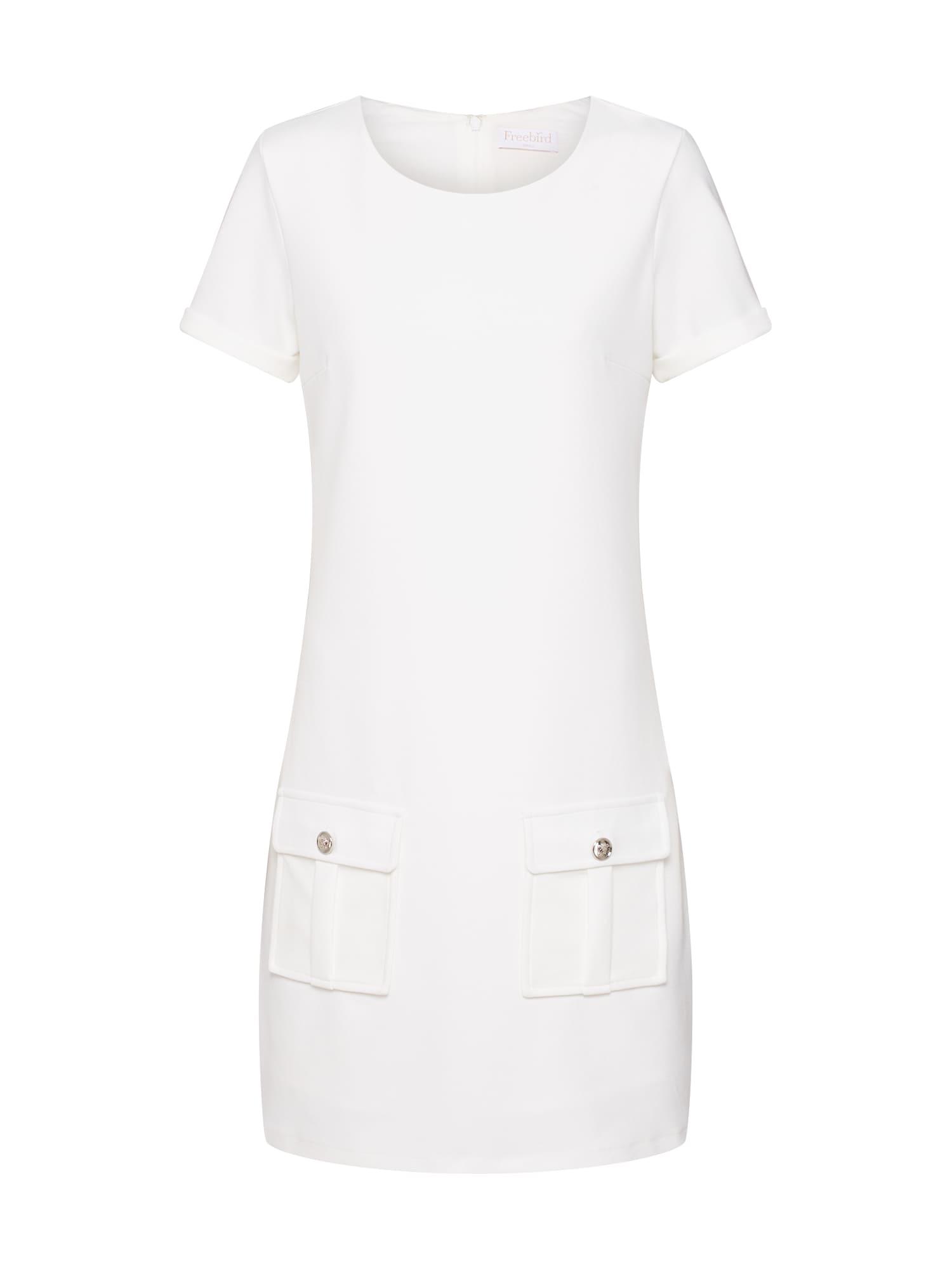 Šaty bílá Freebird