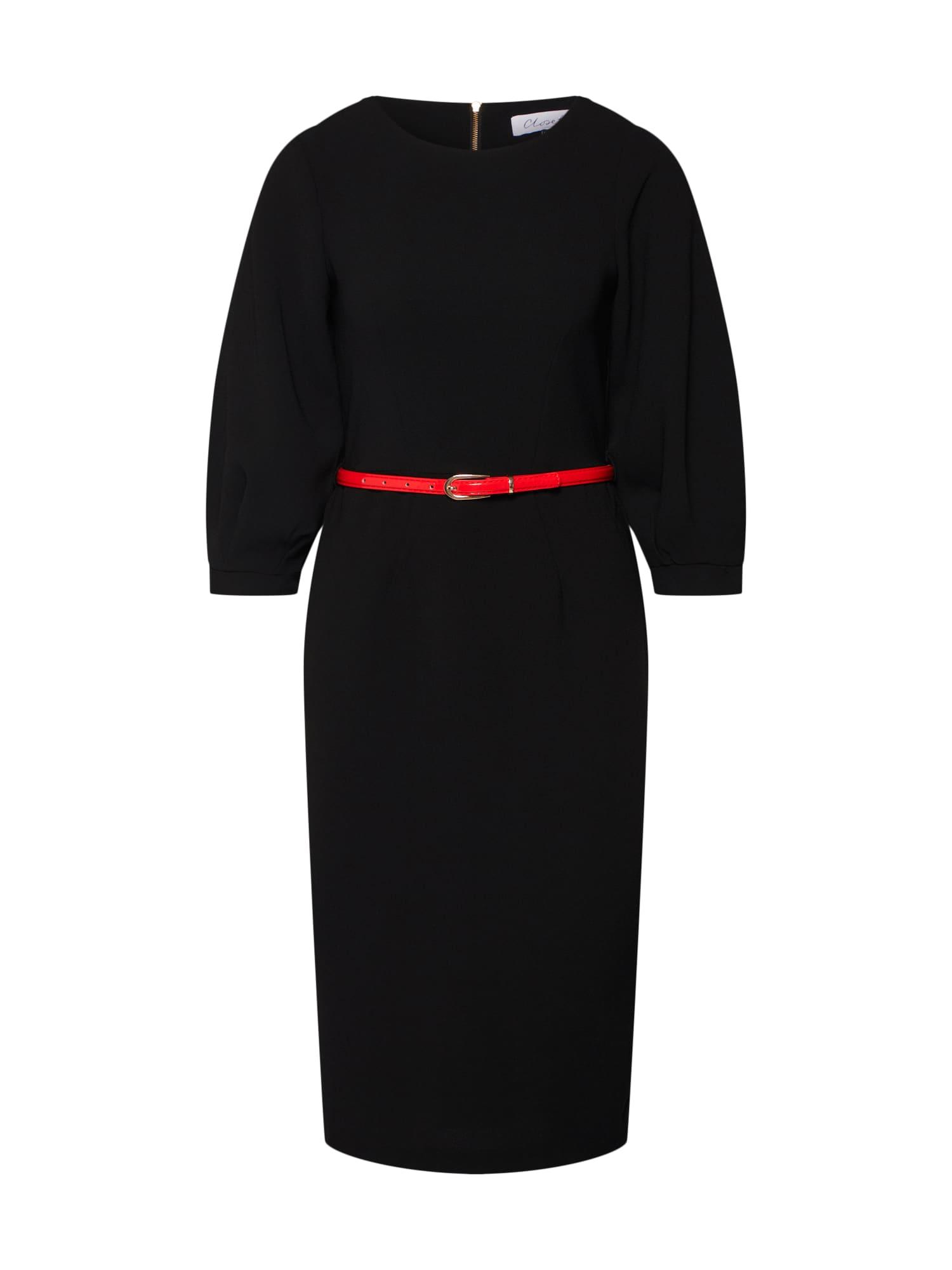 Šaty černá Closet London