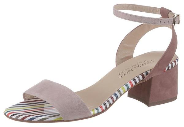 Sandalen für Frauen - PETER KAISER Sandalette 'Cira' hellbeige  - Onlineshop ABOUT YOU