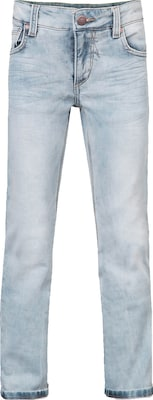 WE Fashion Sweatjeans Slim Fit FLISS für Jungen
