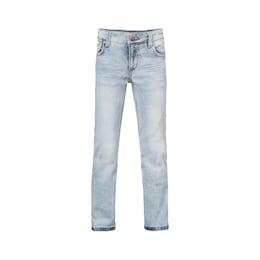 Jungen,Kinder,Kinder,Jungen Sweatjeans Slim Fit FLISS für Jungen blau   08718741727705