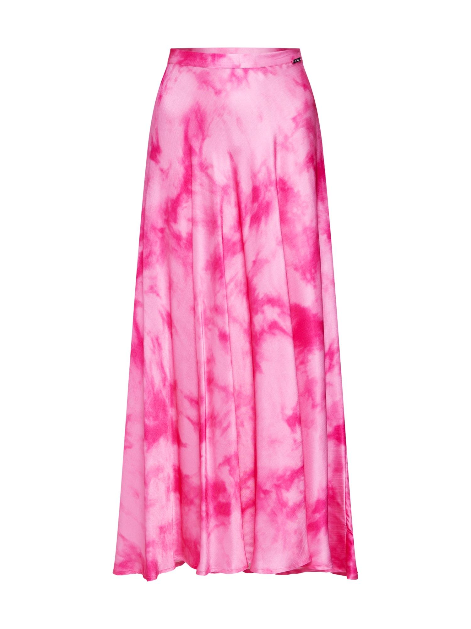 GUESS Sijonas 'ARIELLE' rožinė
