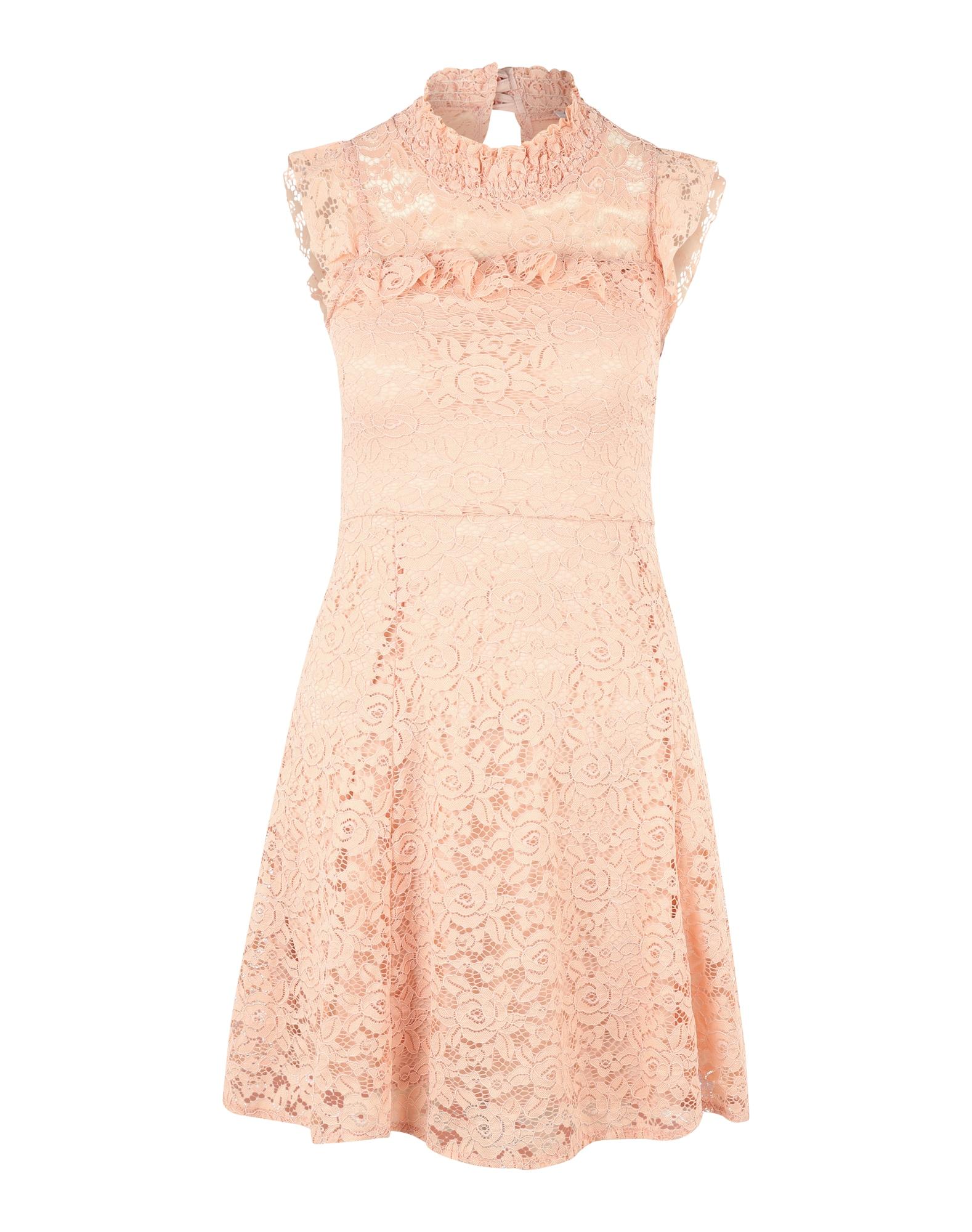 Koktejlové šaty růžová WAL G.