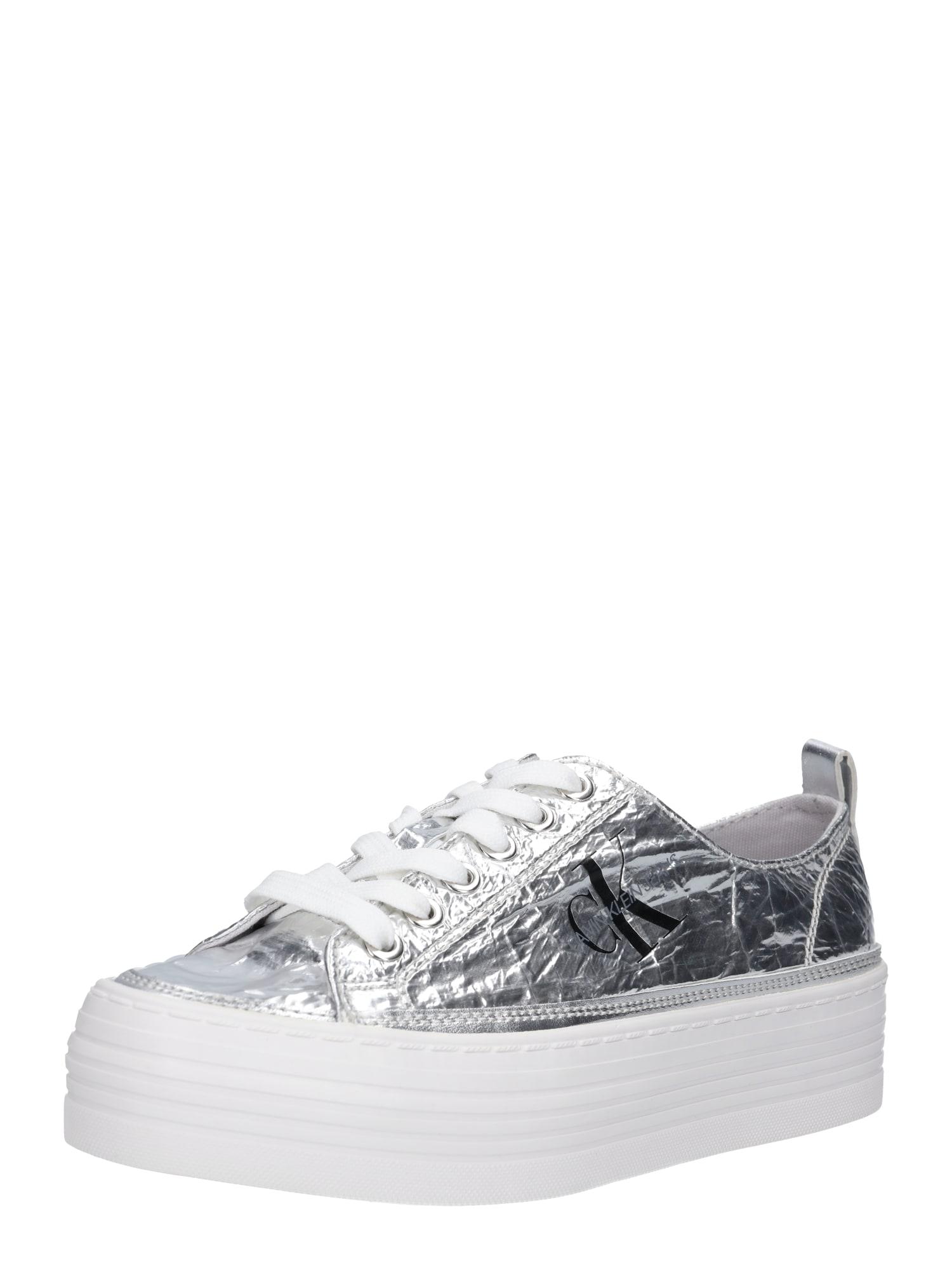 Tenisky Zolah stříbrná Calvin Klein Jeans