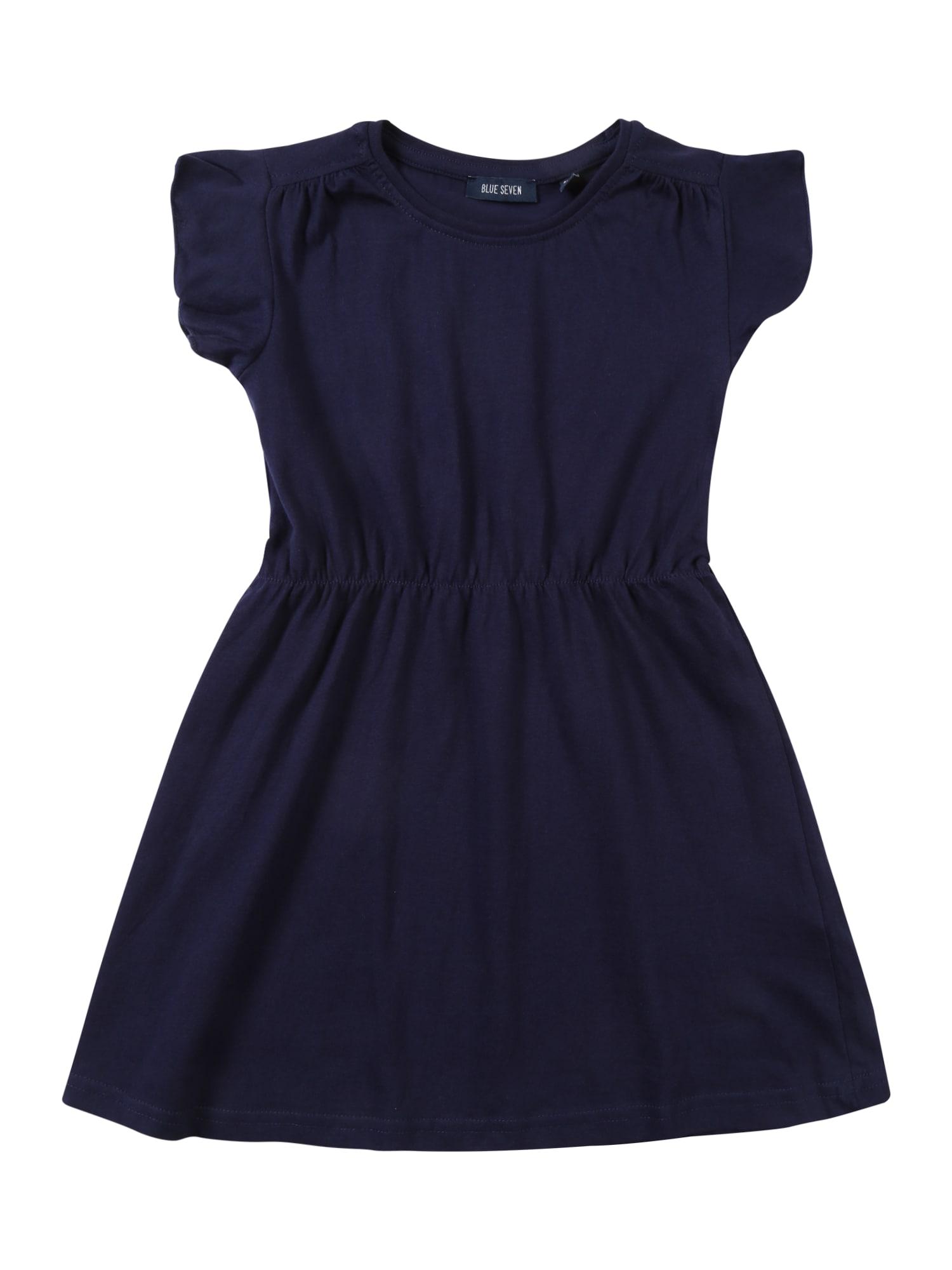 Šaty tmavě modrá BLUE SEVEN