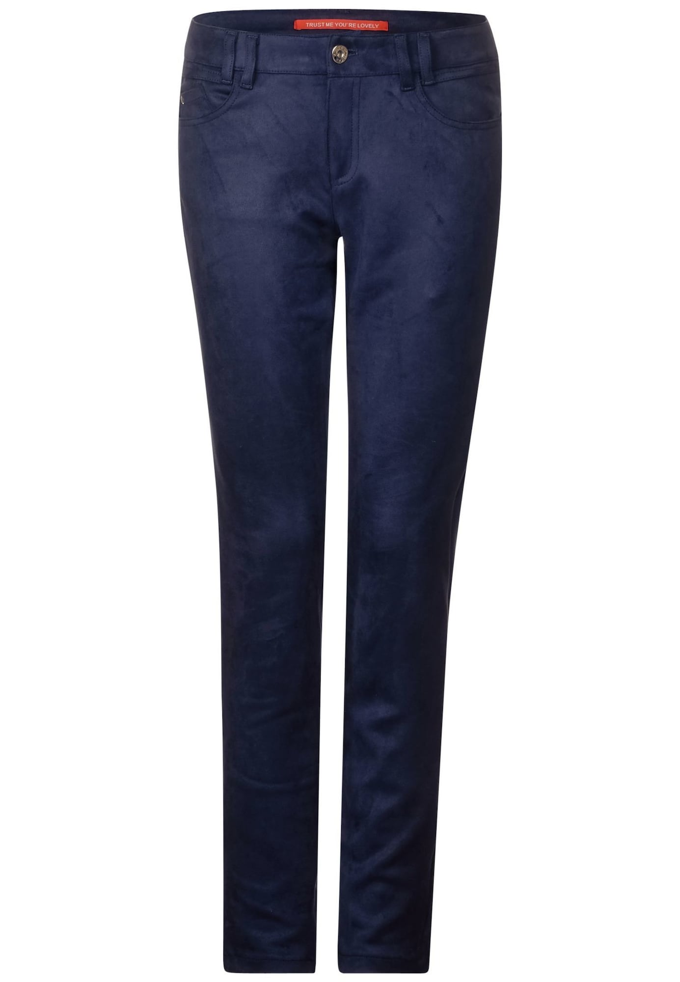 Kalhoty York modrá STREET ONE
