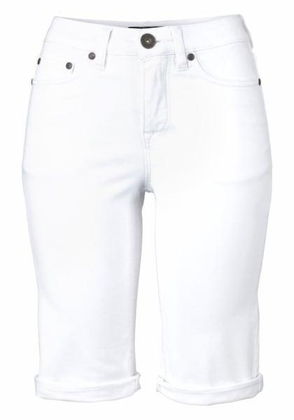 Hosen - Jeansbermudas › ARIZONA › weiß  - Onlineshop ABOUT YOU