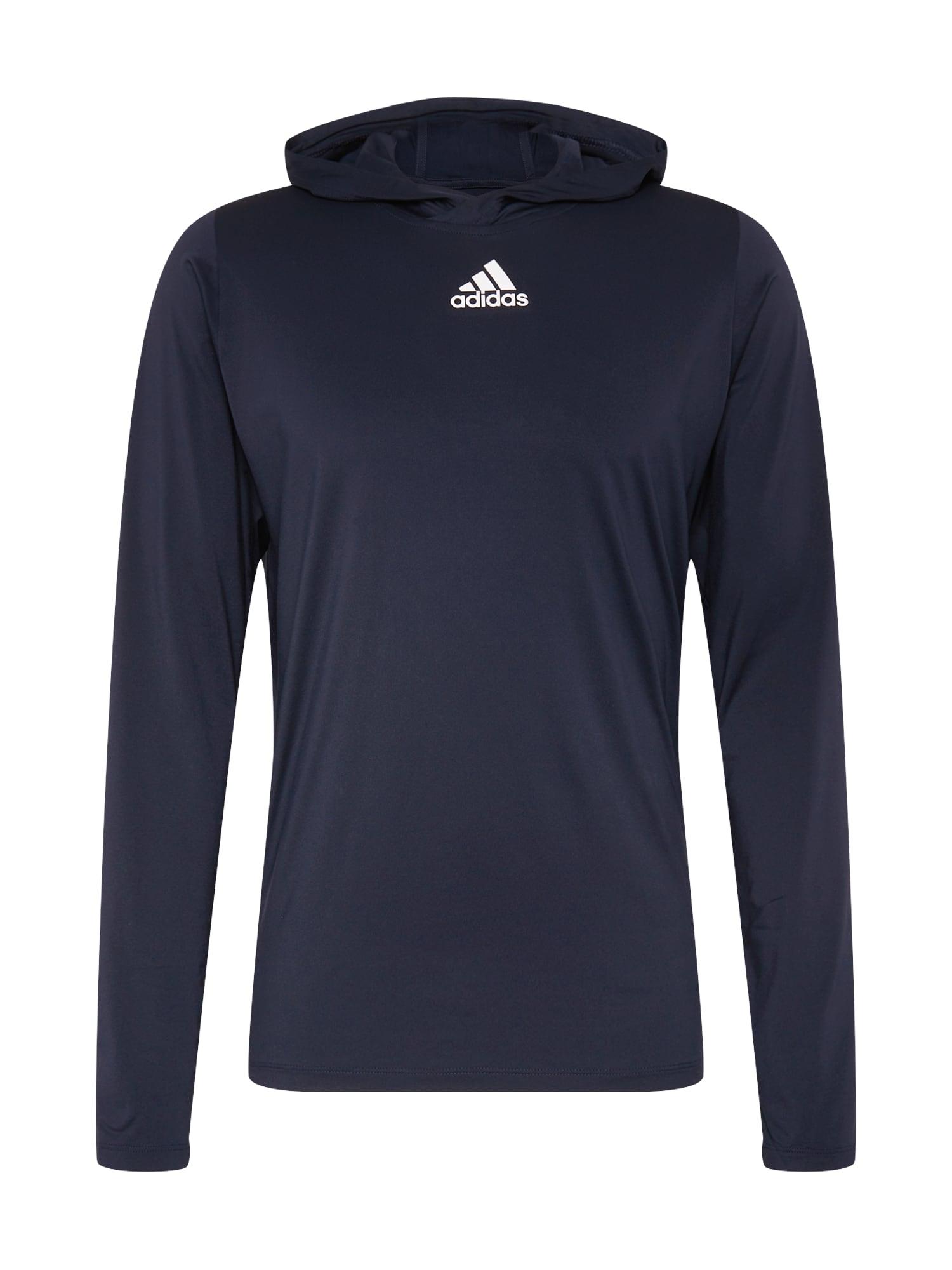 ADIDAS PERFORMANCE Funkční tričko  tmavě modrá / červená / bílá