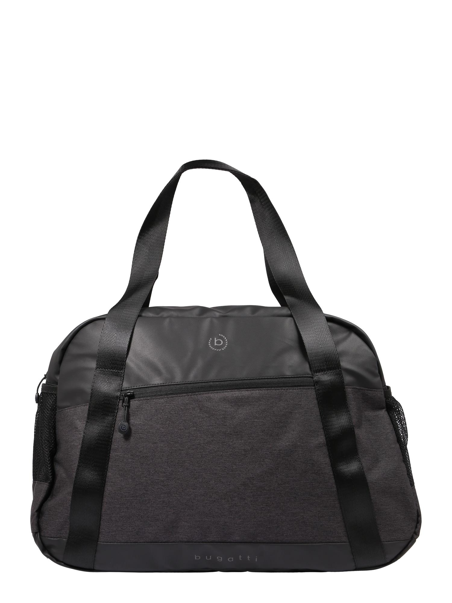 Cestovní taška Universum GYM Tasche černá Bugatti