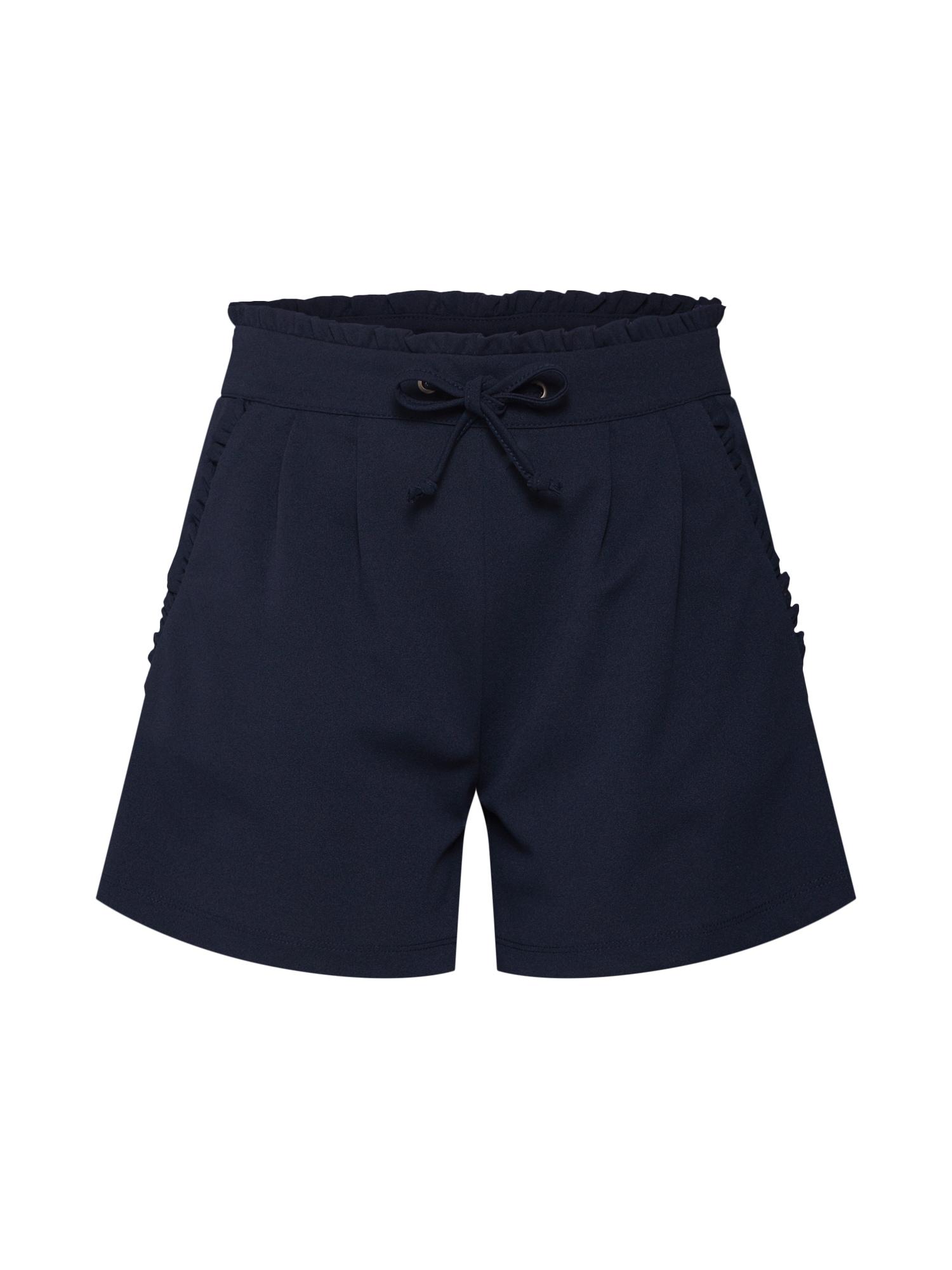 Kalhoty CATIA modrá JACQUELINE De YONG