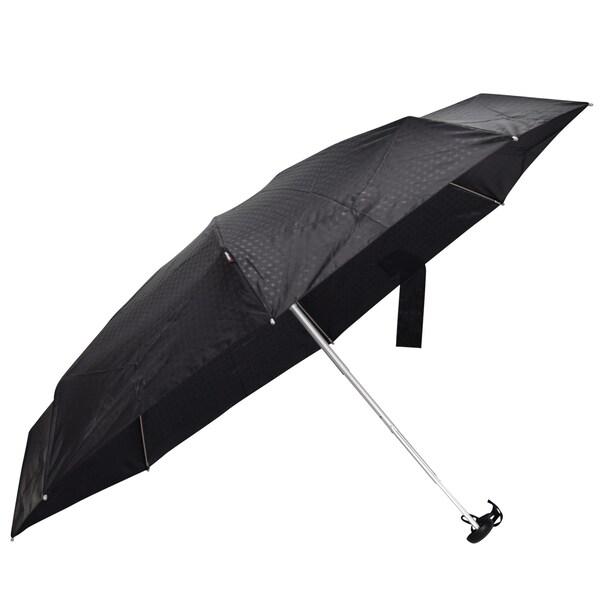 Regenschirme - Taschenschirm 'Manual X1' › knirps › schwarz  - Onlineshop ABOUT YOU