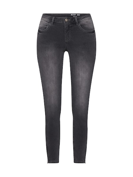 Hosen - Jeans 'NMKIMMY NW SKINNY SOFTJEANS JJ002' › Noisy May › grau  - Onlineshop ABOUT YOU