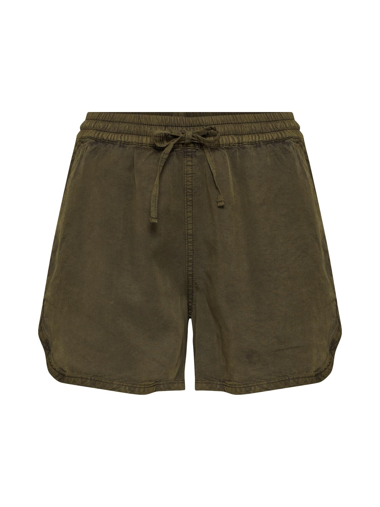 Kalhoty ENDI olivová Noisy May