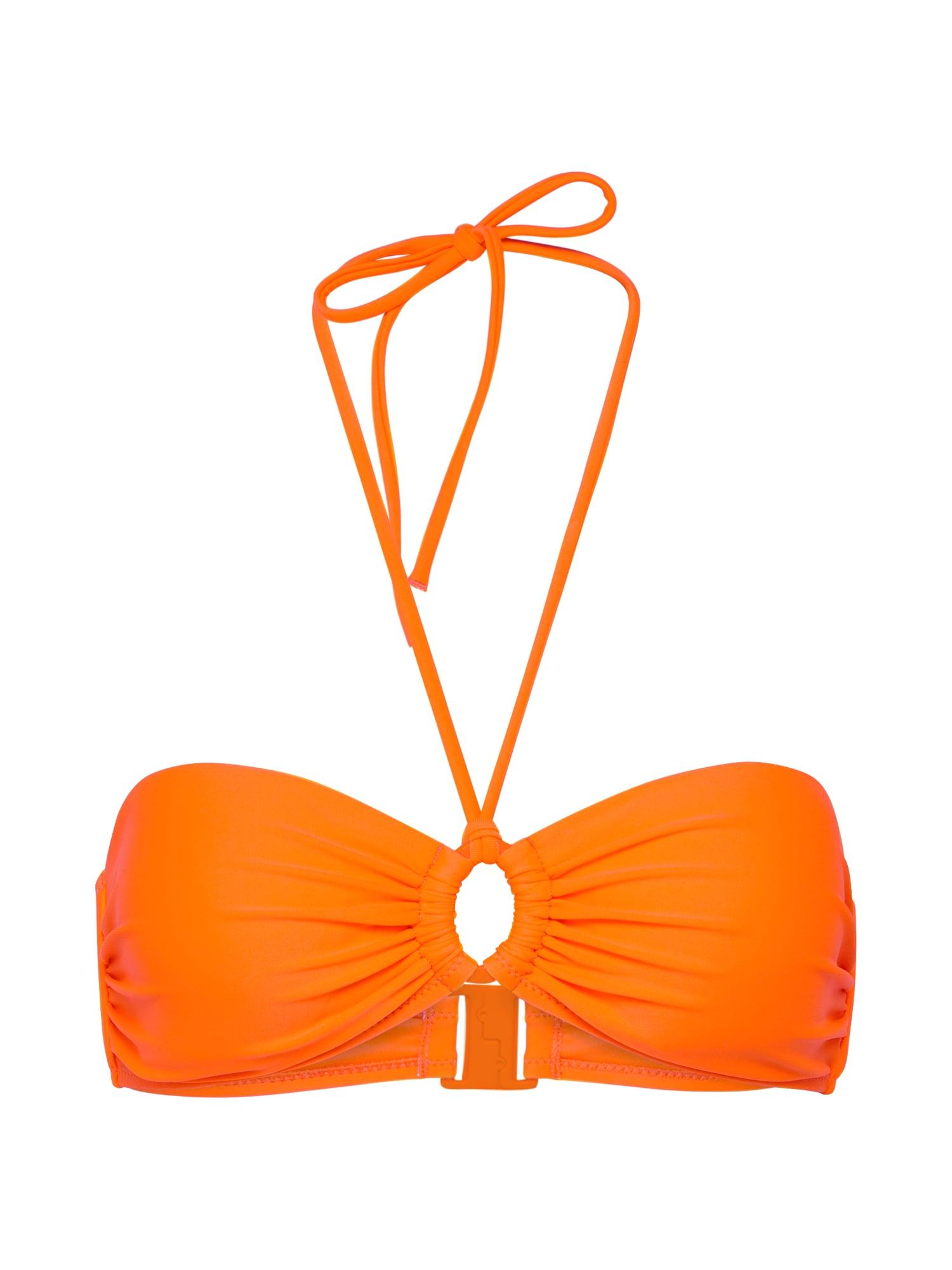 Horní díl plavek Faria oranžová EDITED
