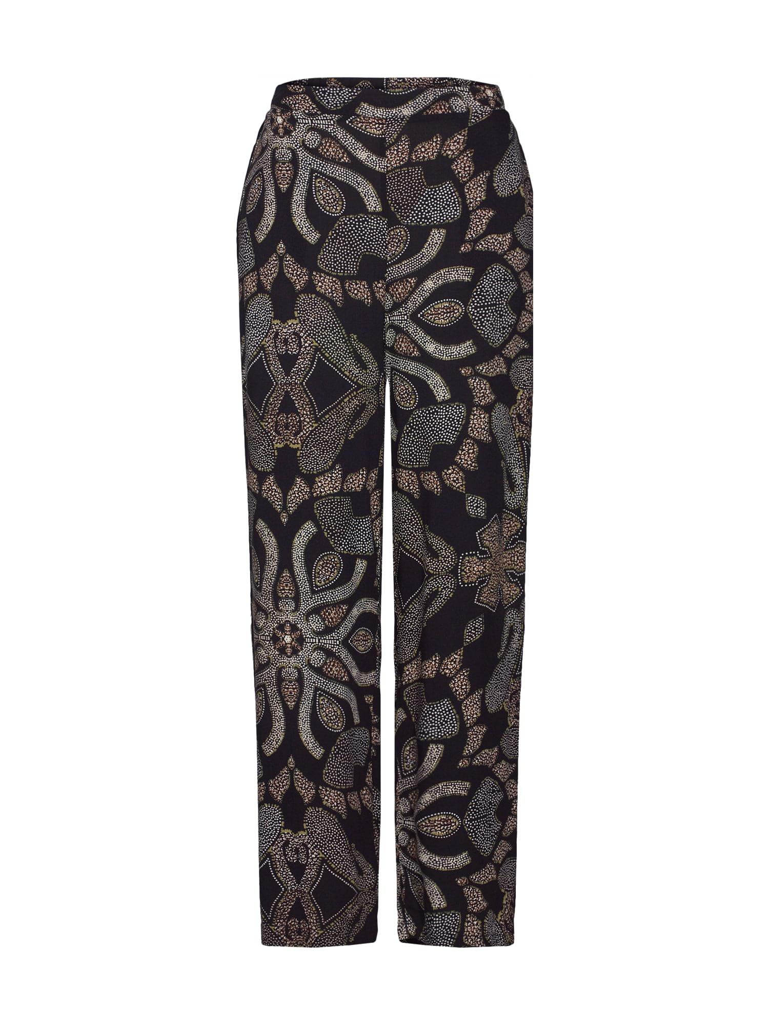 Kalhoty mix barev černá Soyaconcept