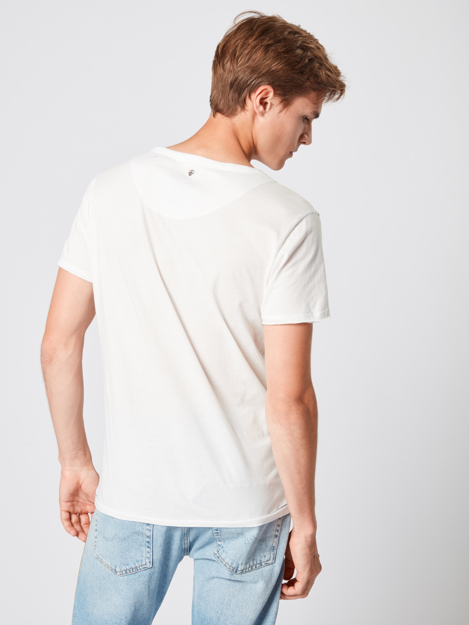 Shirt 'MT MOUSTACHE' Key Largo