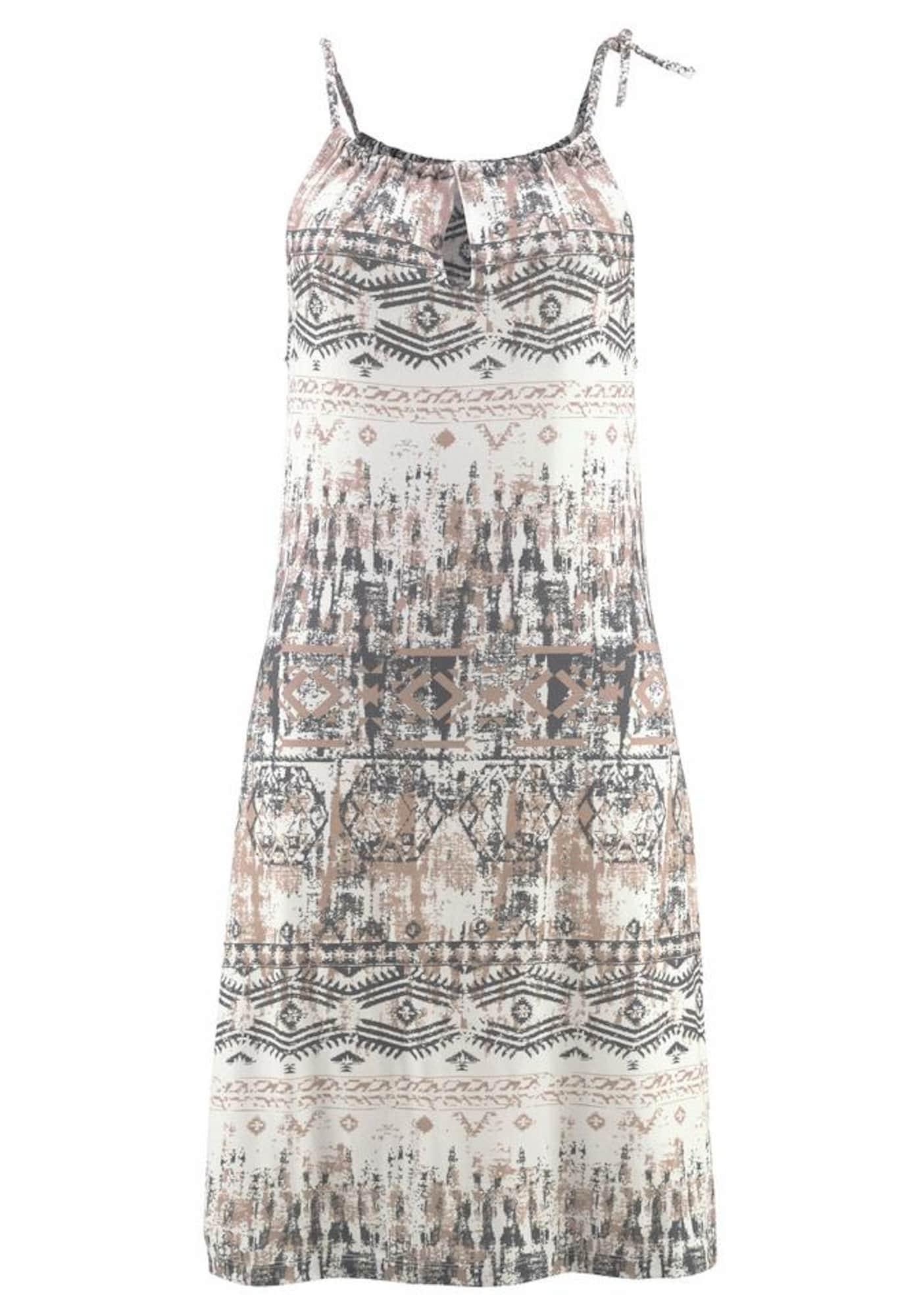 LASCANA Paplūdimio suknelė mišrios spalvos