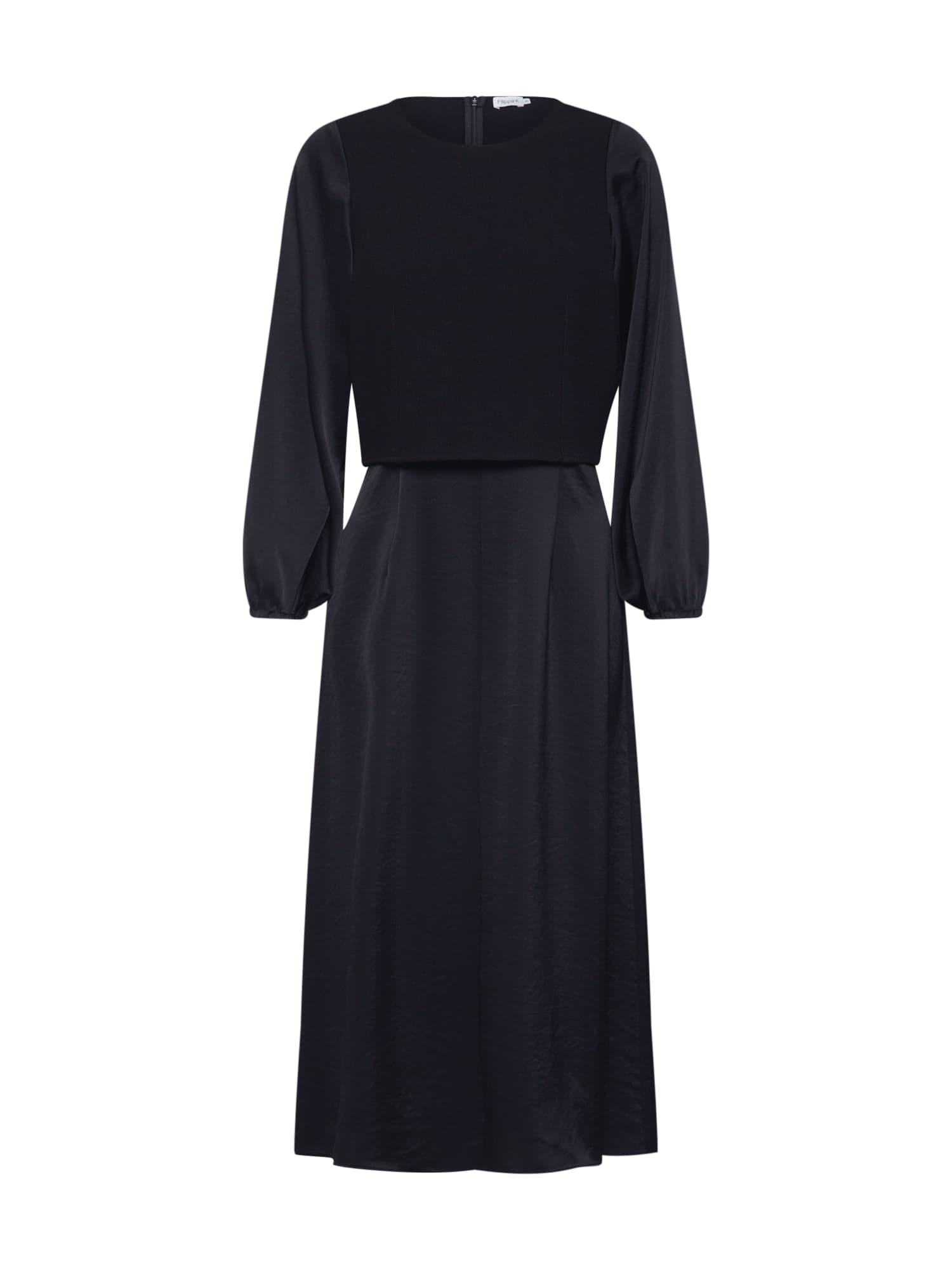 Šaty Harper černá Filippa K