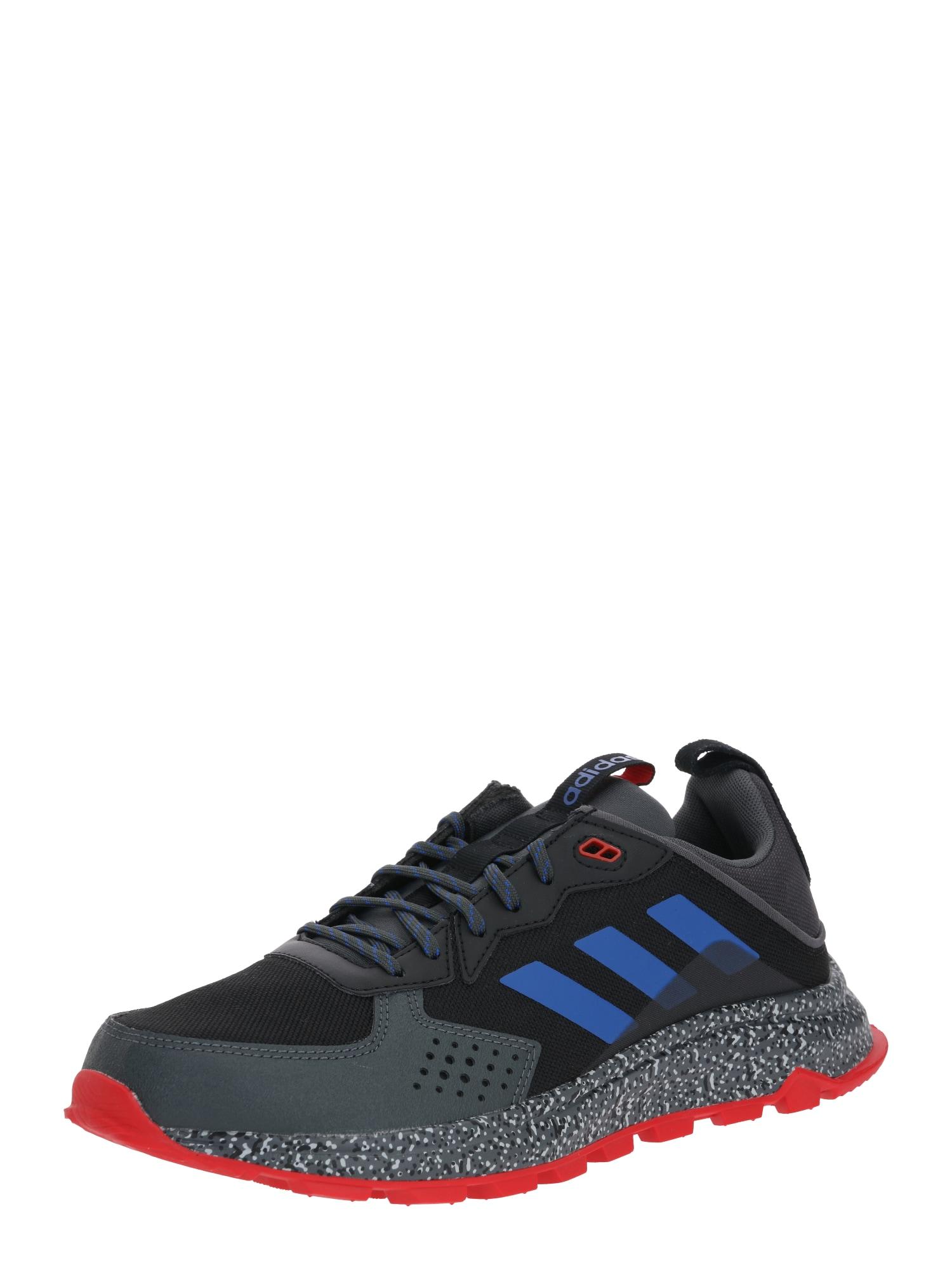 ADIDAS PERFORMANCE Bėgimo batai 'RESPONSE TRAIL' raudona / tamsiai pilka / mėlyna