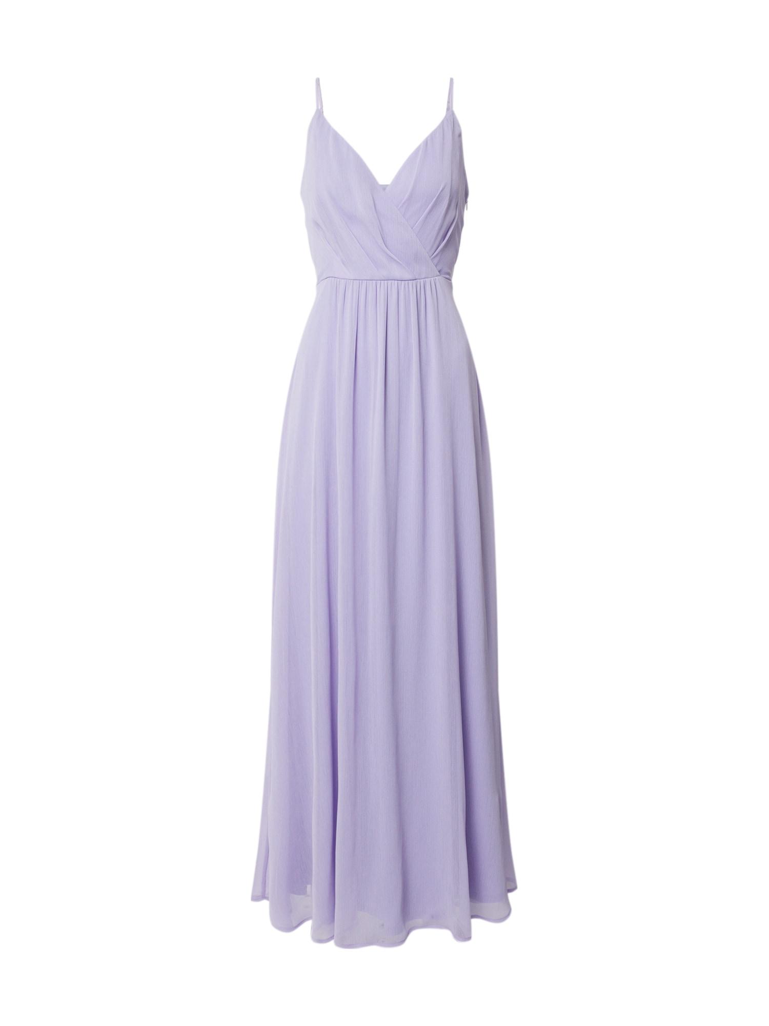 ABOUT YOU Vakarinė suknelė 'Mary' levandų spalva
